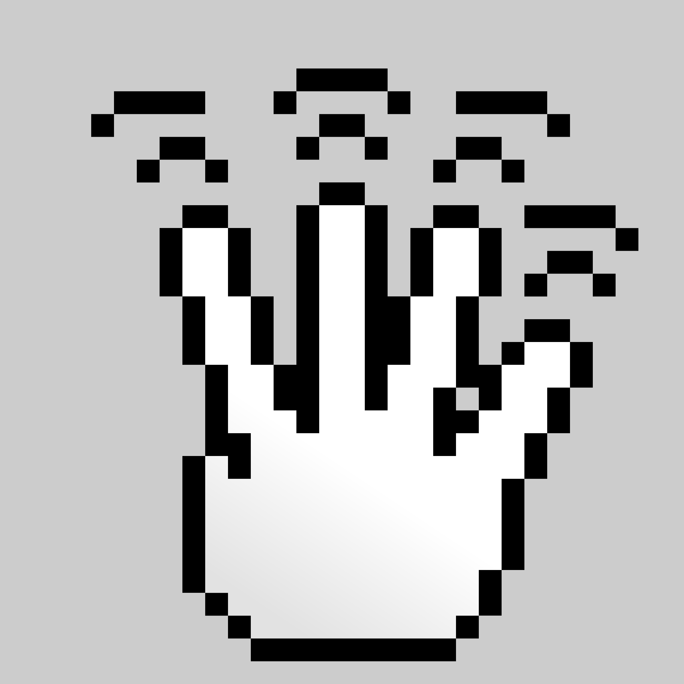 MultiTouch-Interface Pixel-theme 4-fingers-Double-Tap by BenBois