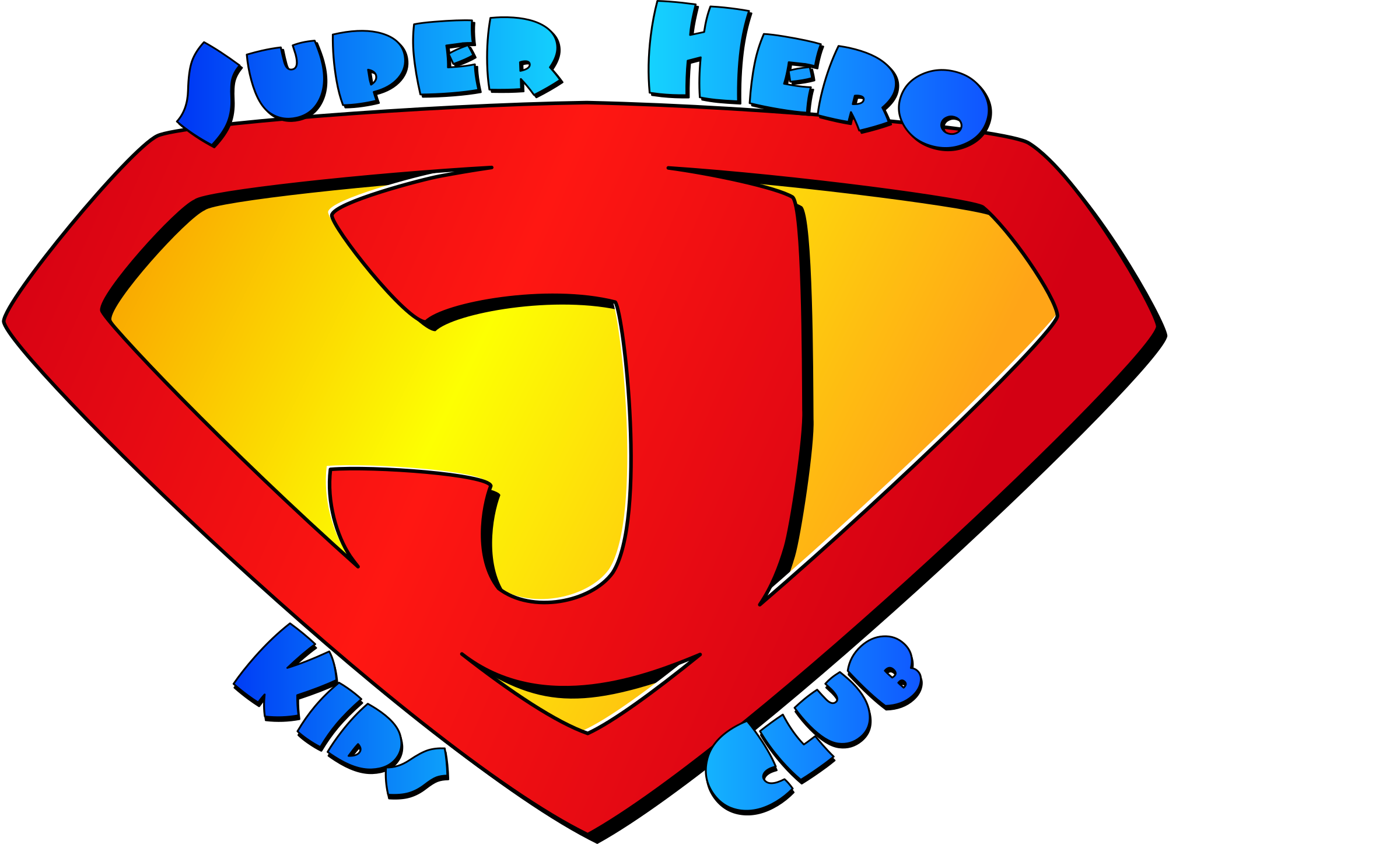 Super Jesus Kids Club Logo by rygle