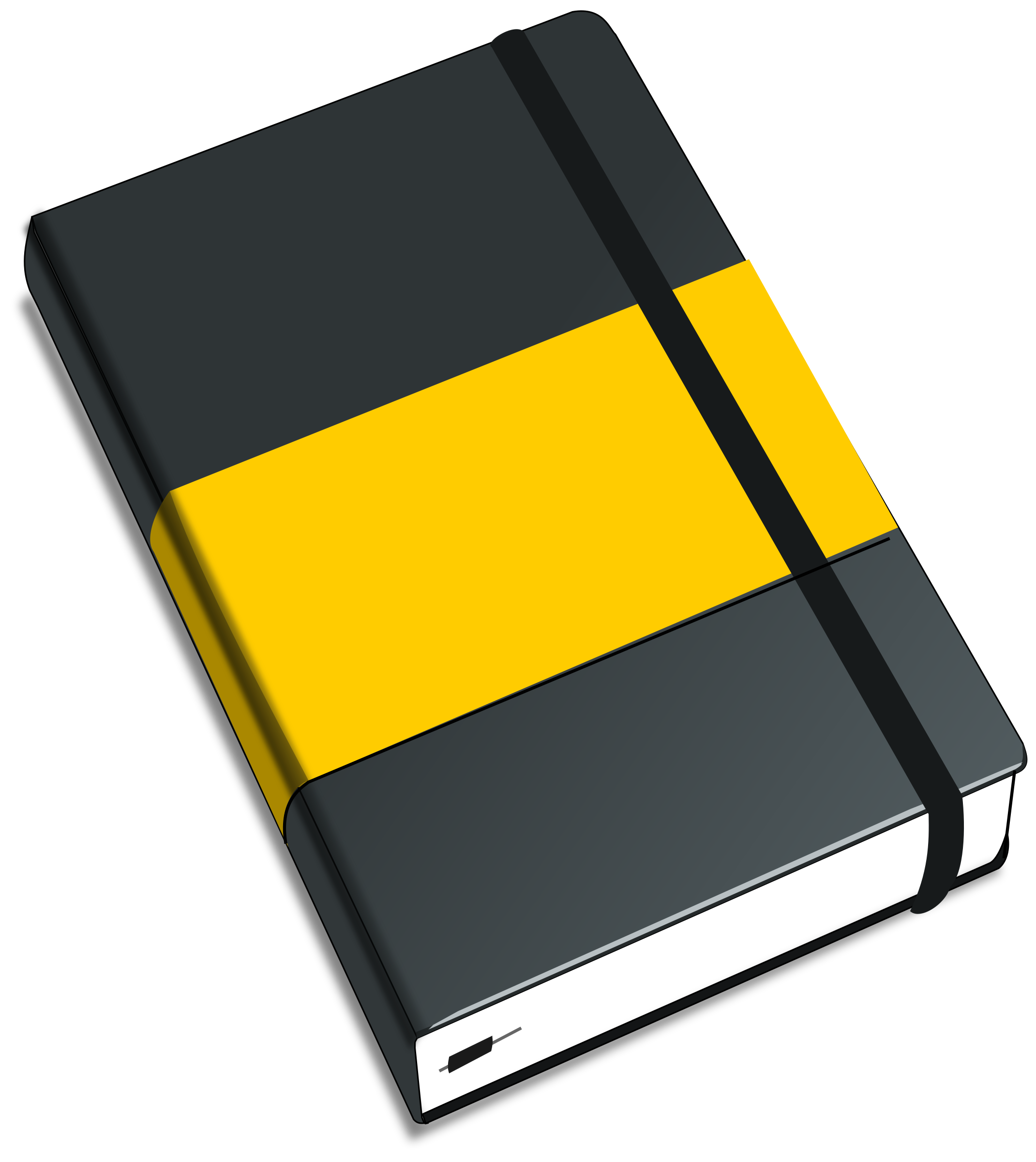 Moleskine by ghosthand