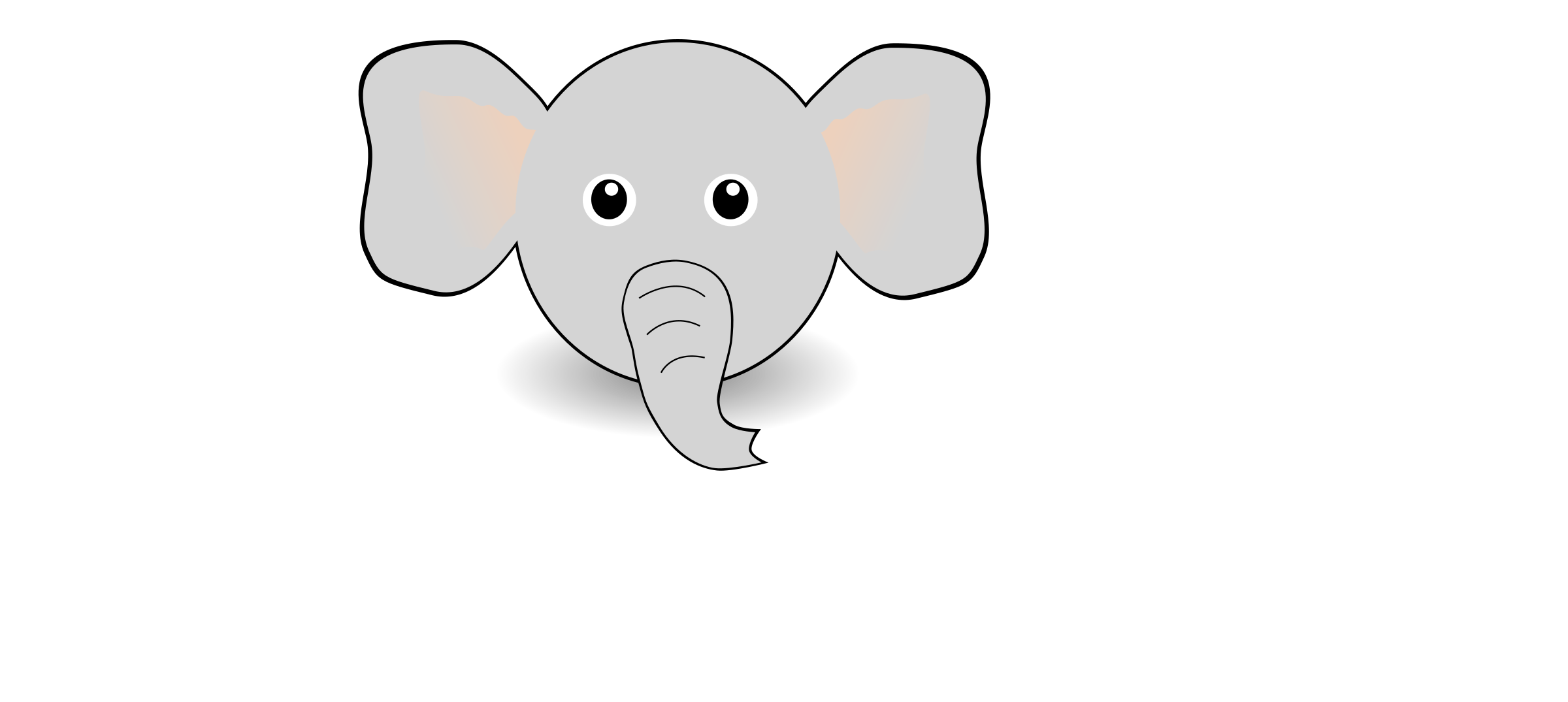 E for Elephant by pranav