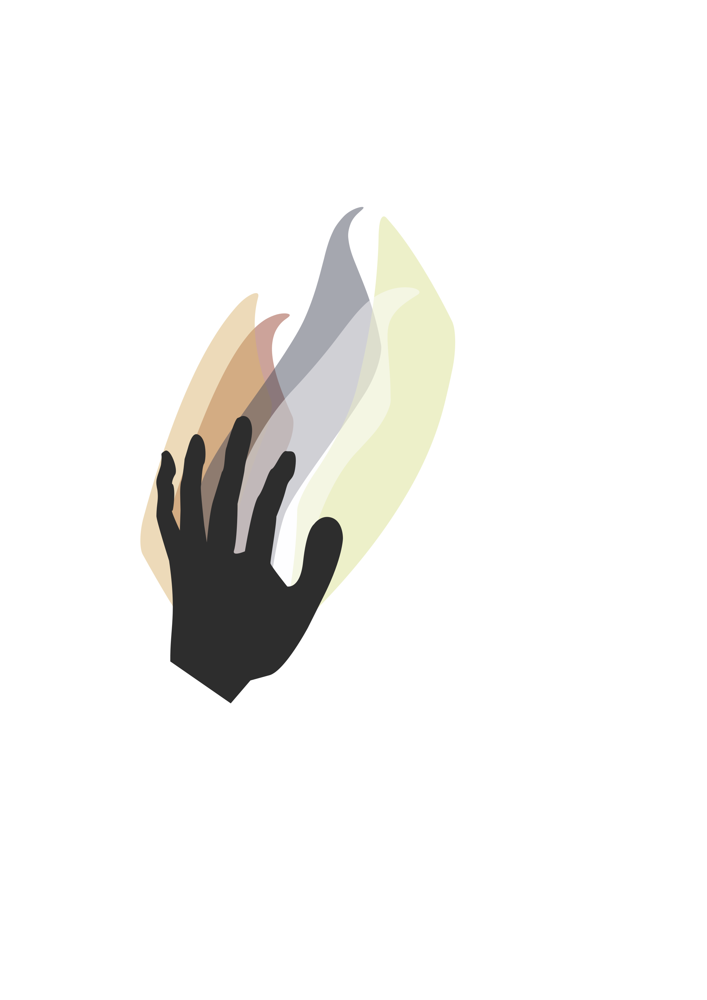 Clipart - hand logo