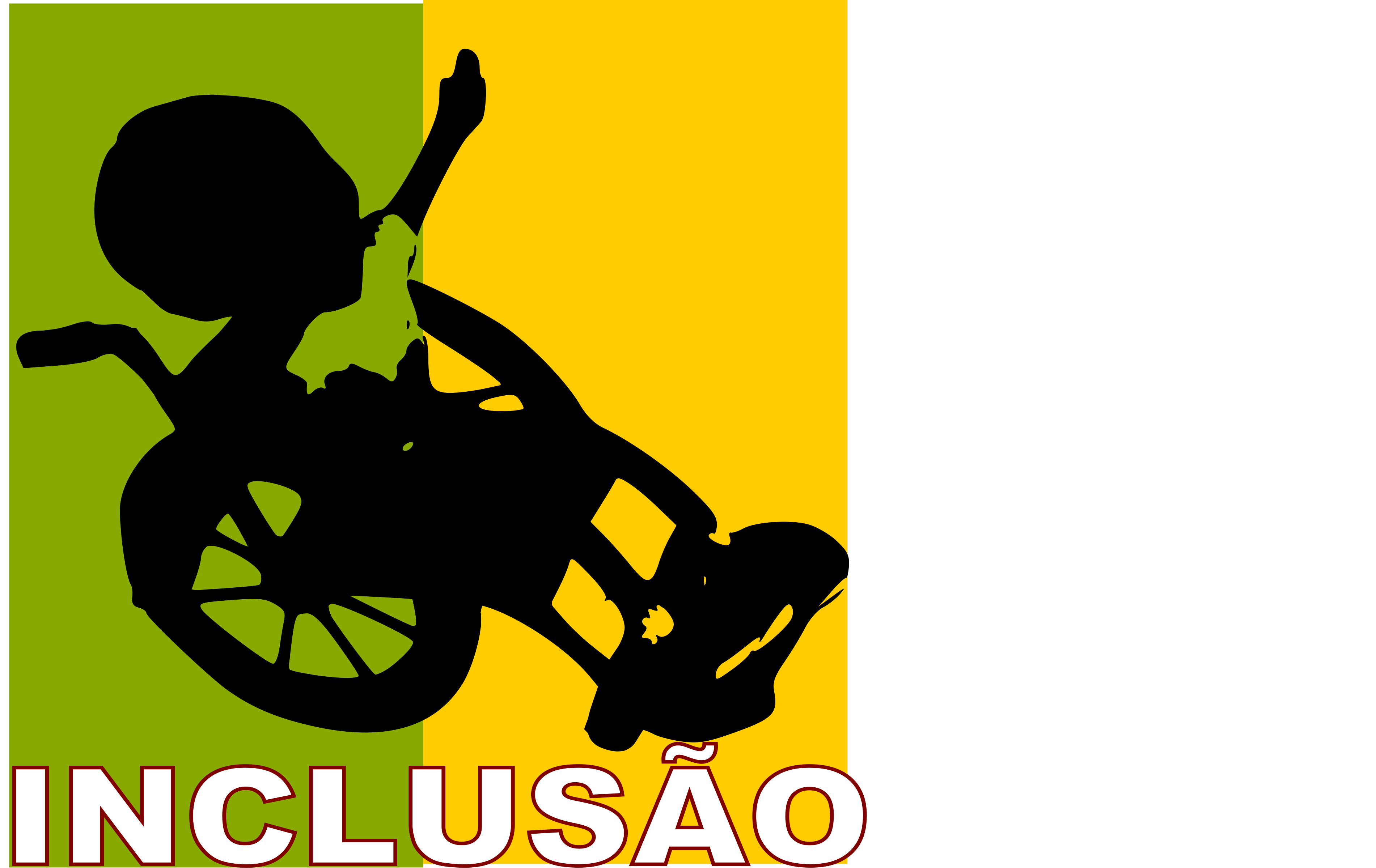 inclusao by KaMenezes
