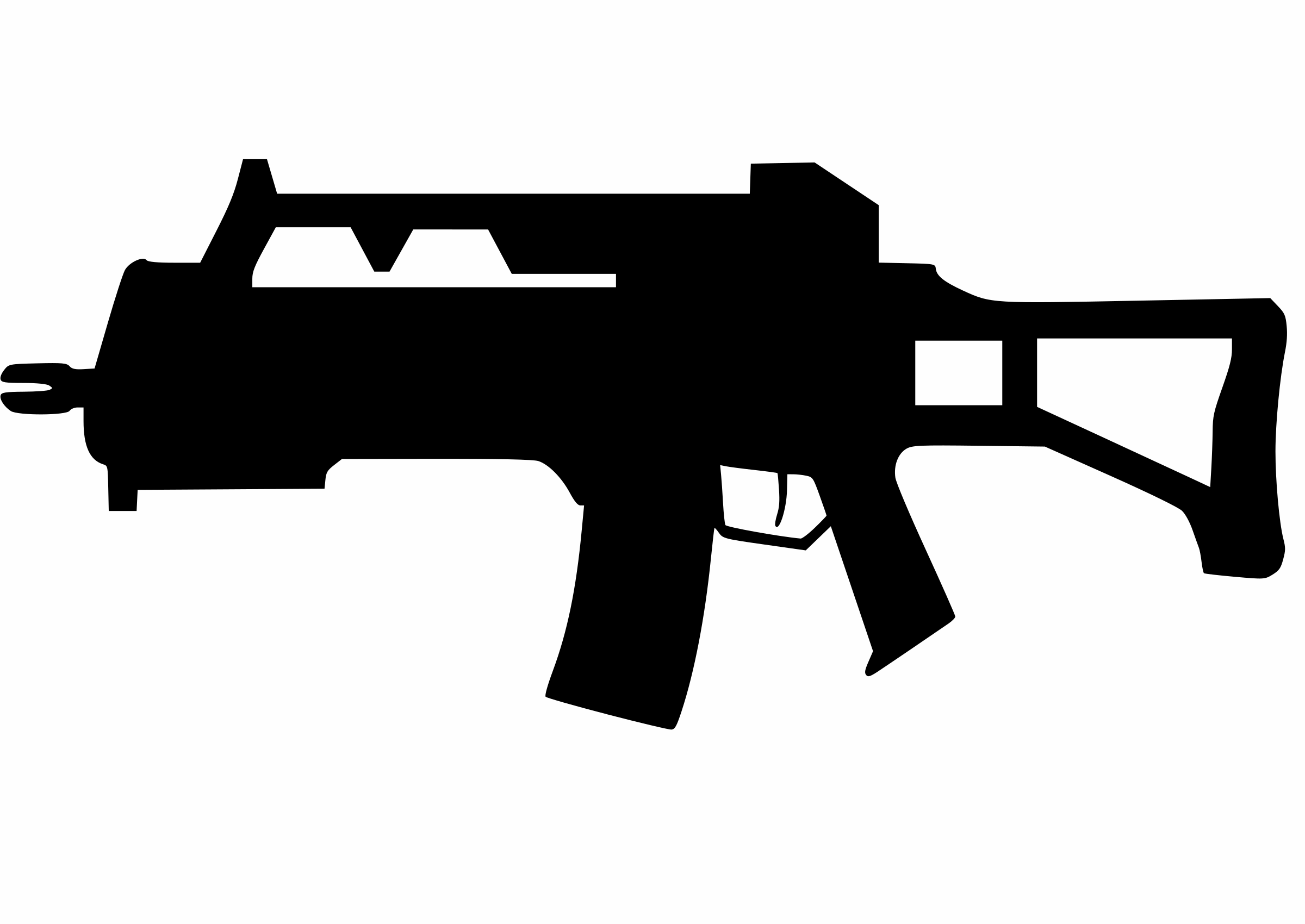 Assault  Rifle  by pranav