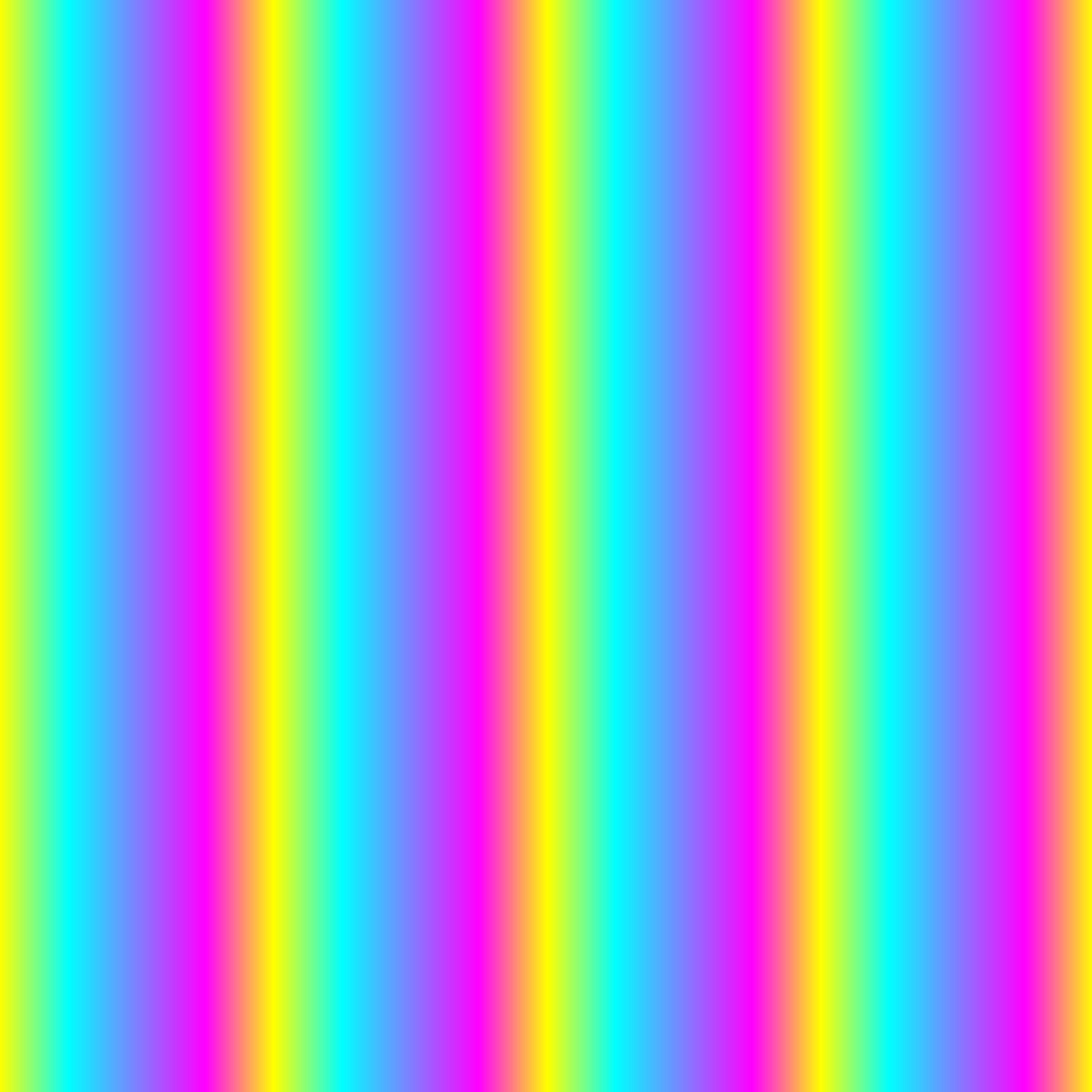 ycm rainbow gradient by 10binary