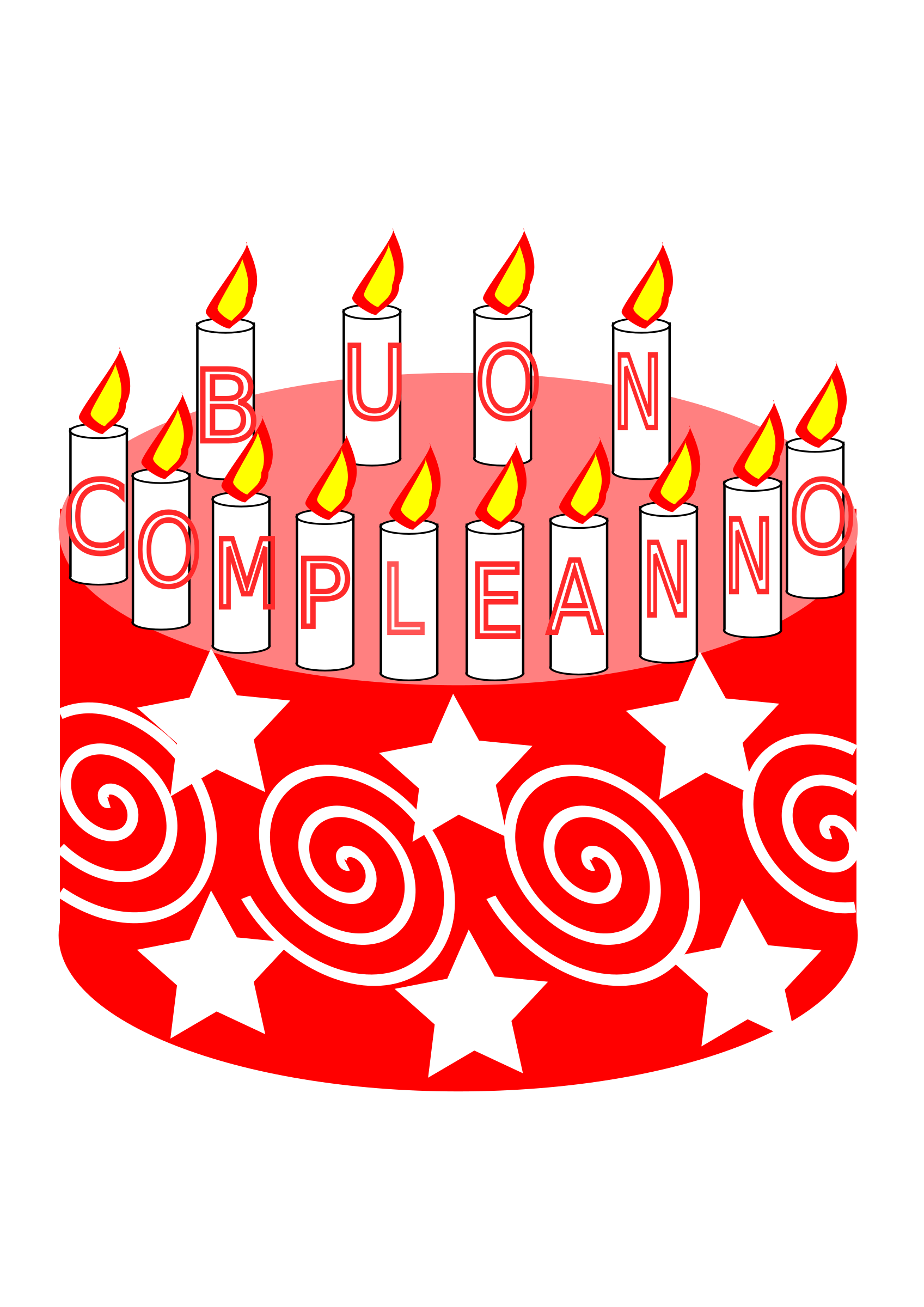 Buon compleanno by inkscapeforum.it