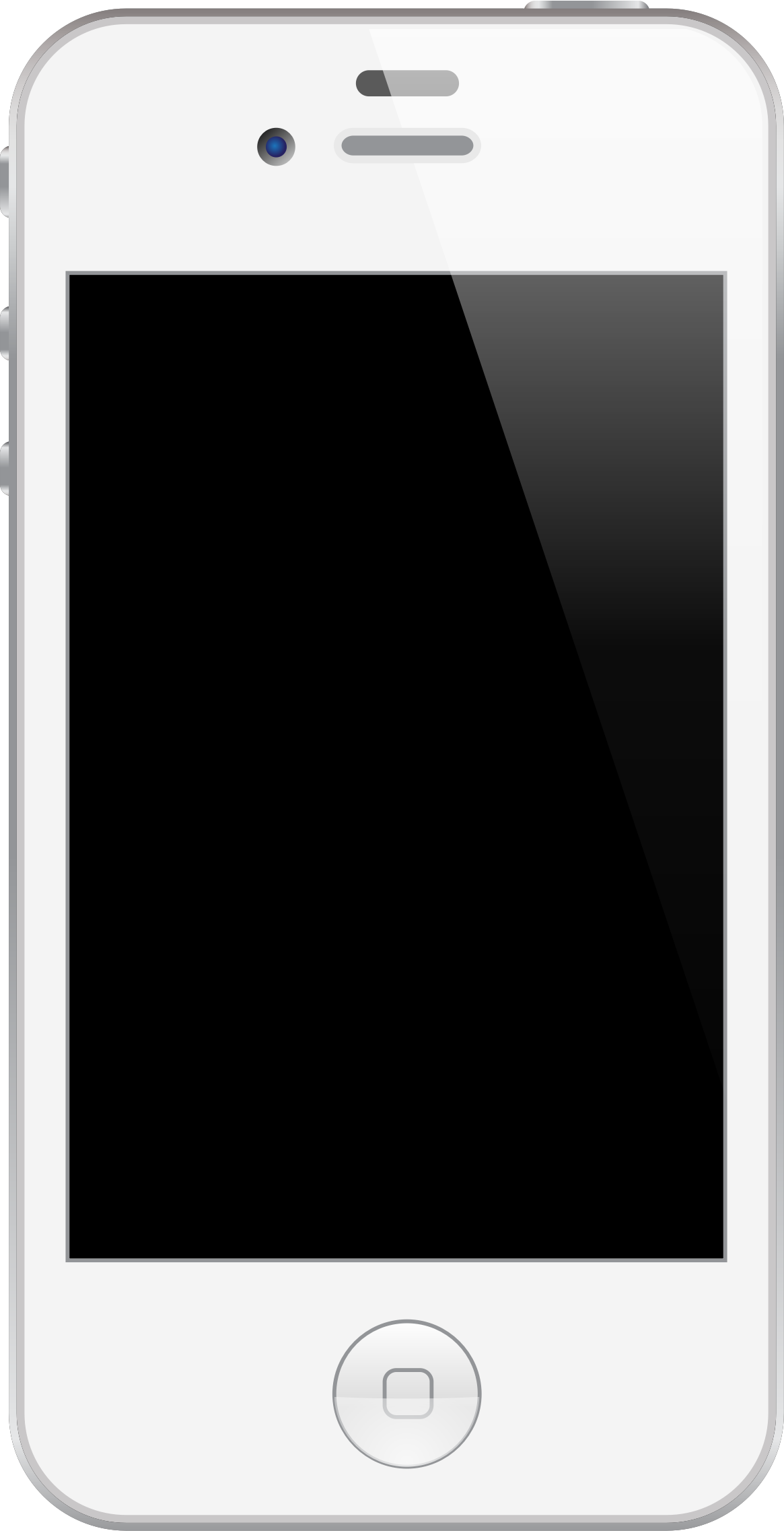 iPhone 4/4S White  by jhnri4