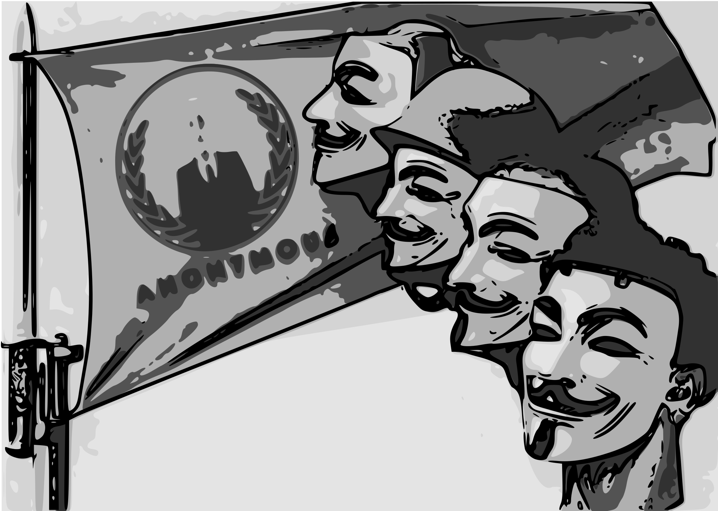Anonymous Legion by asrafil