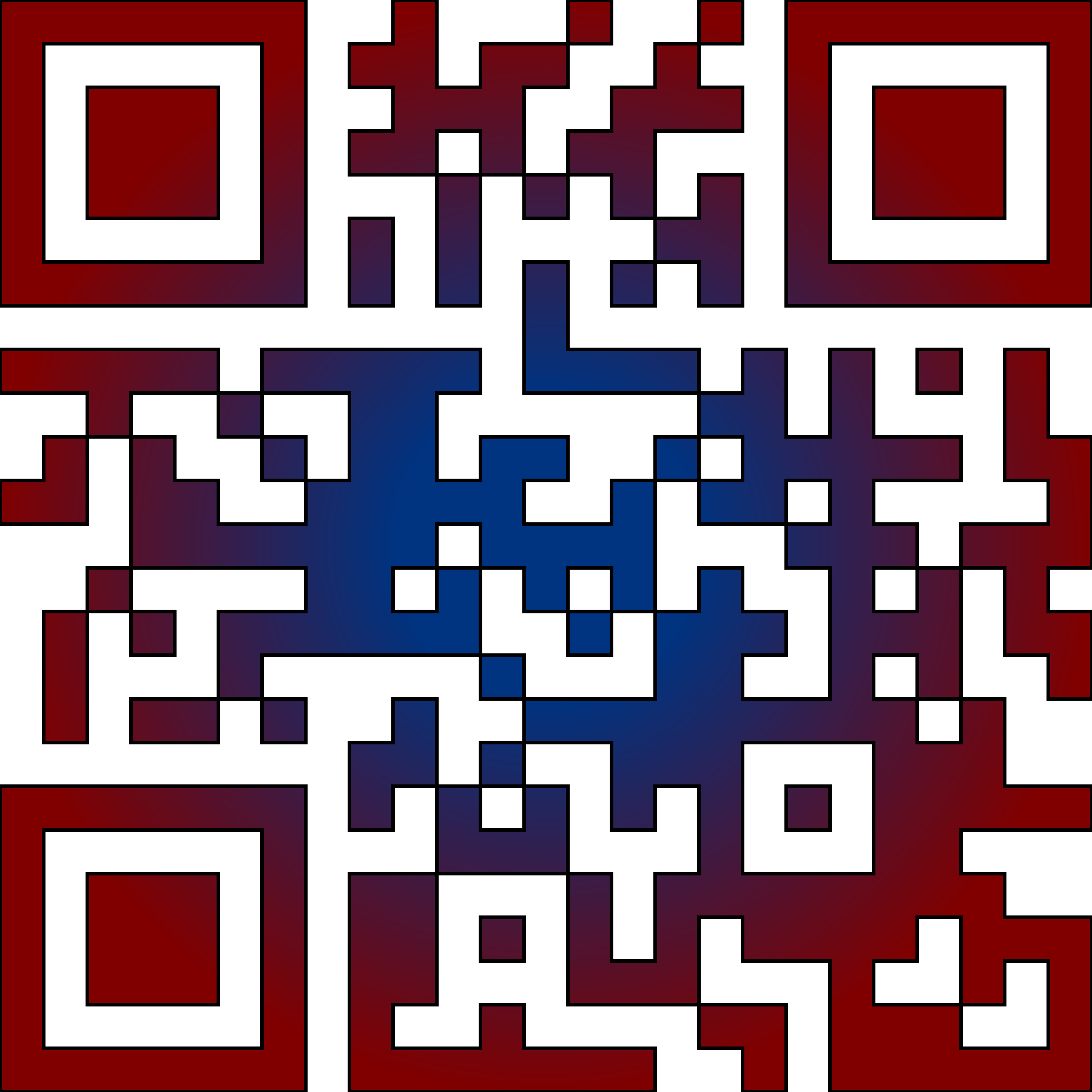 OpenClipArt.org in QRcode by kg