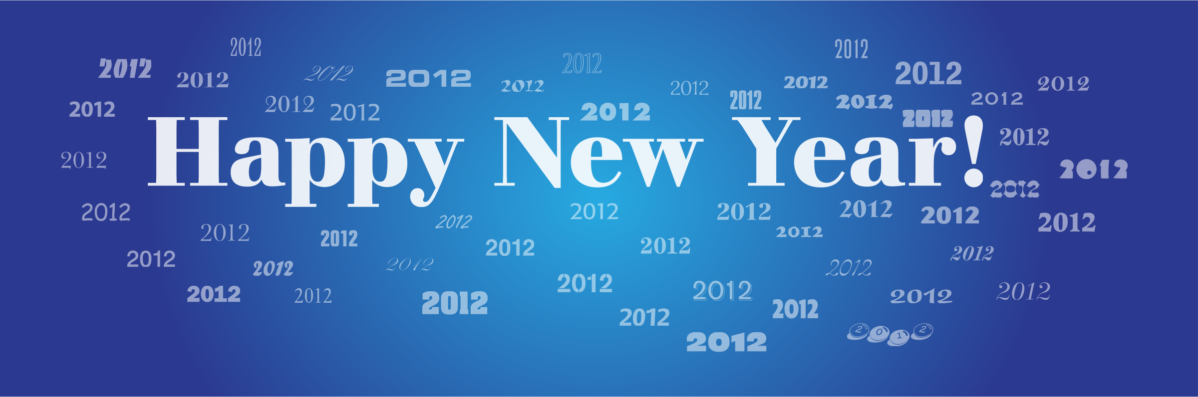 Happy New Year 2012 by jhnri4