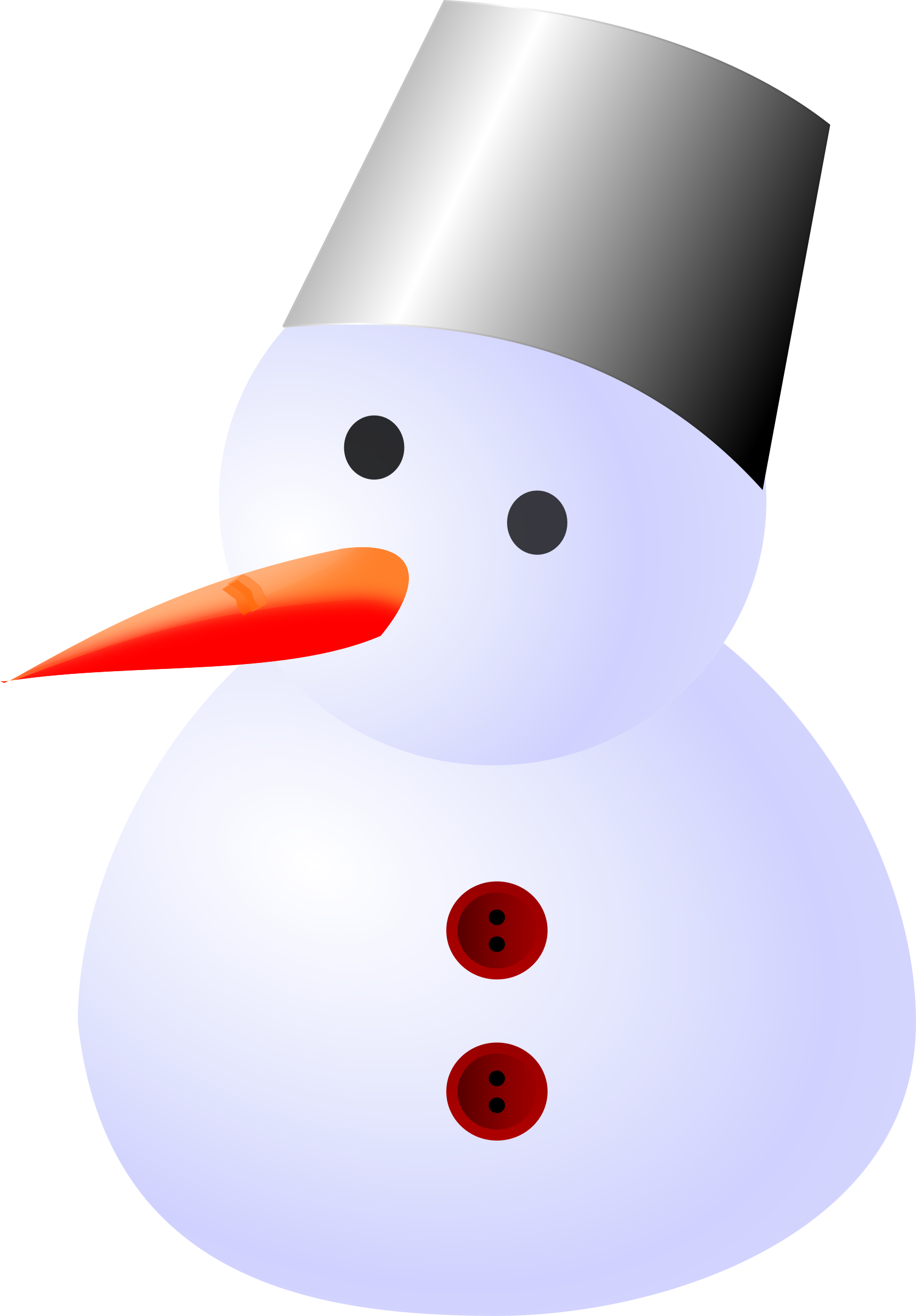snow man by jimyeh