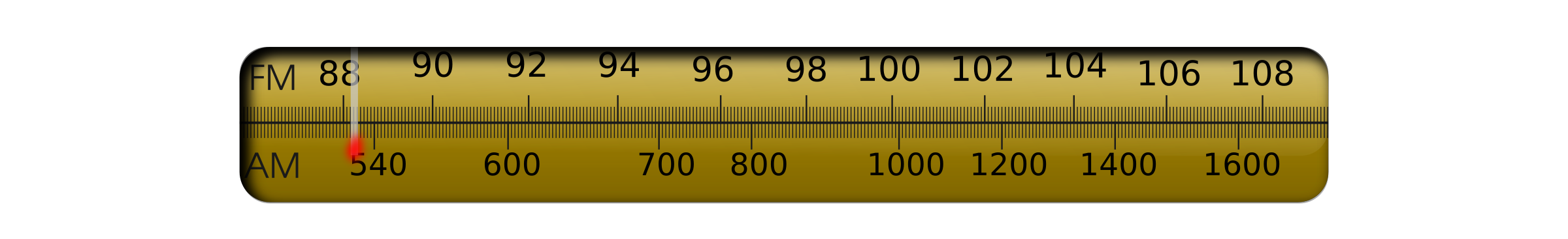 AM-FM tuner by mgervais