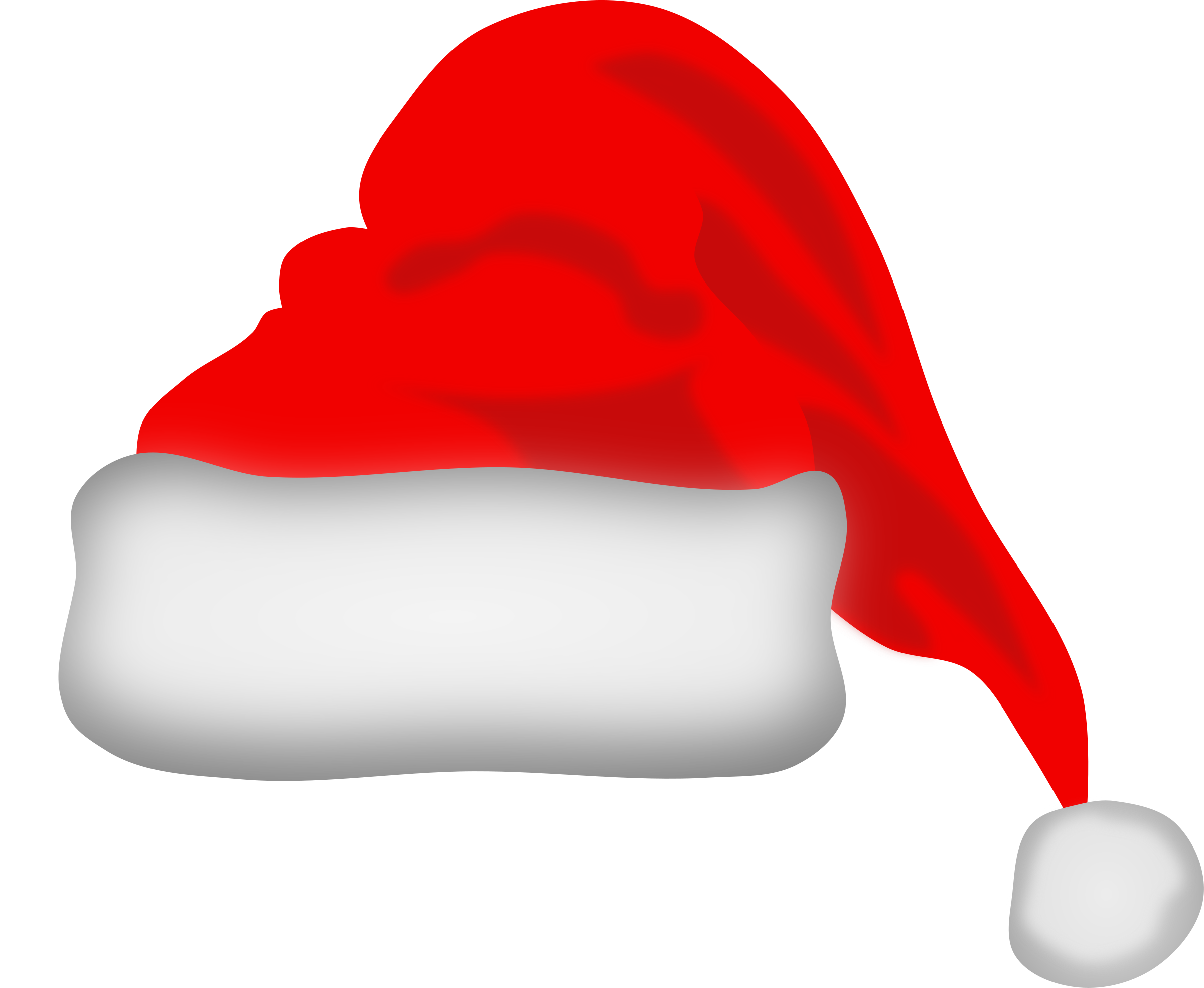 Santa Claus hat by rones