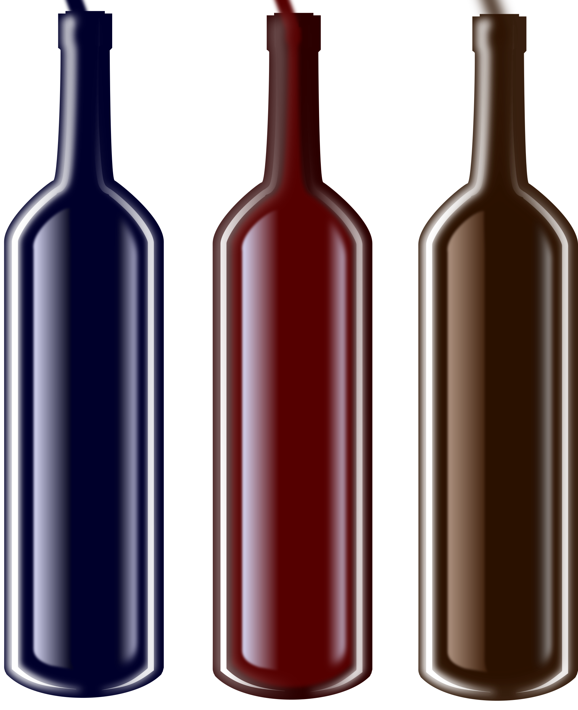 Botellas by roshellin