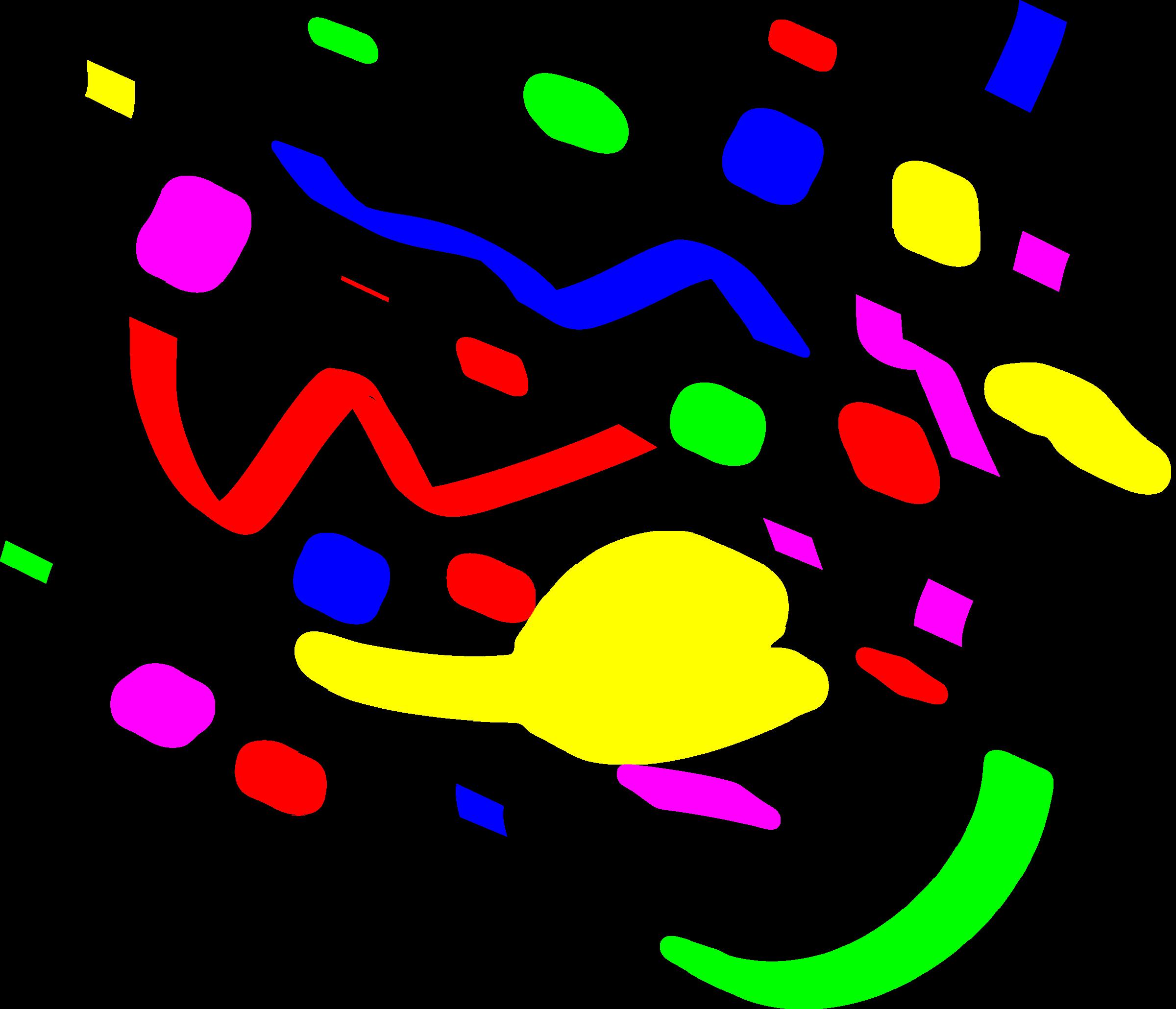 clipart confetti rh openclipart org confetti clipart png confetti clip art transparent background