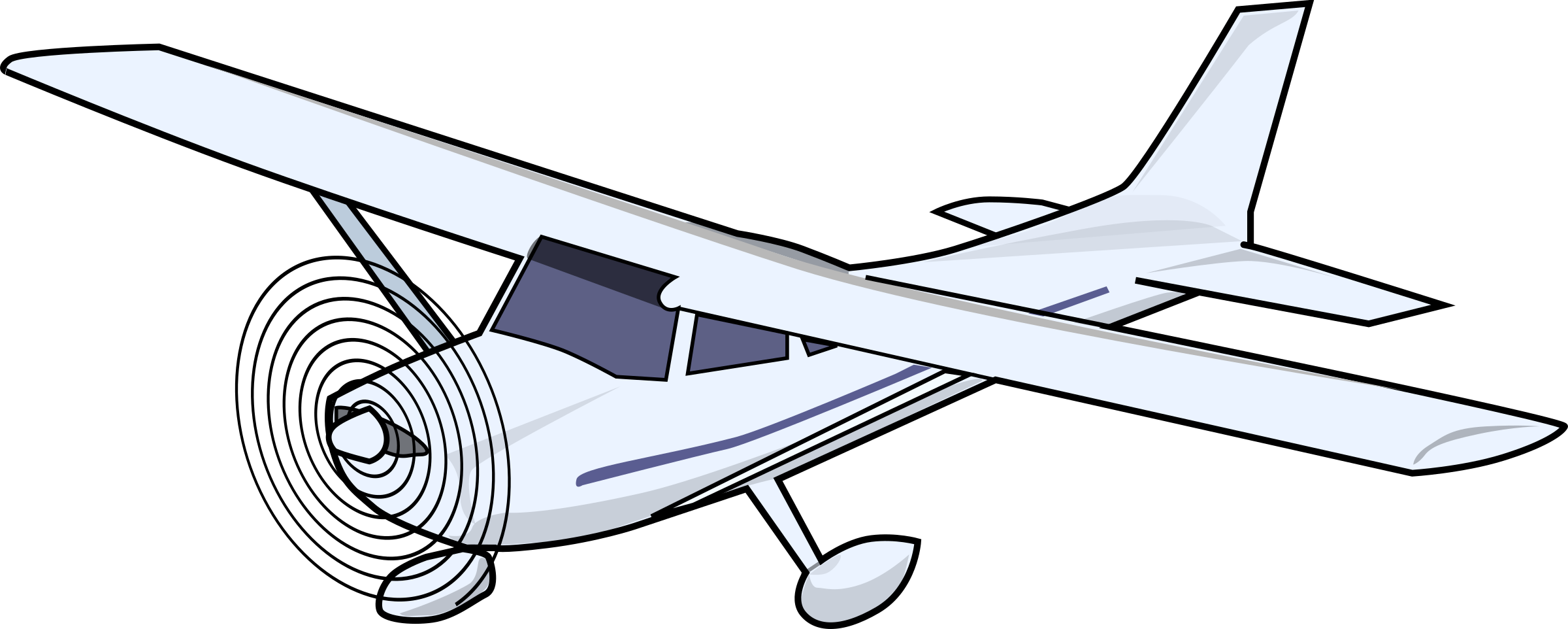 Single engine Cessna by Jarno