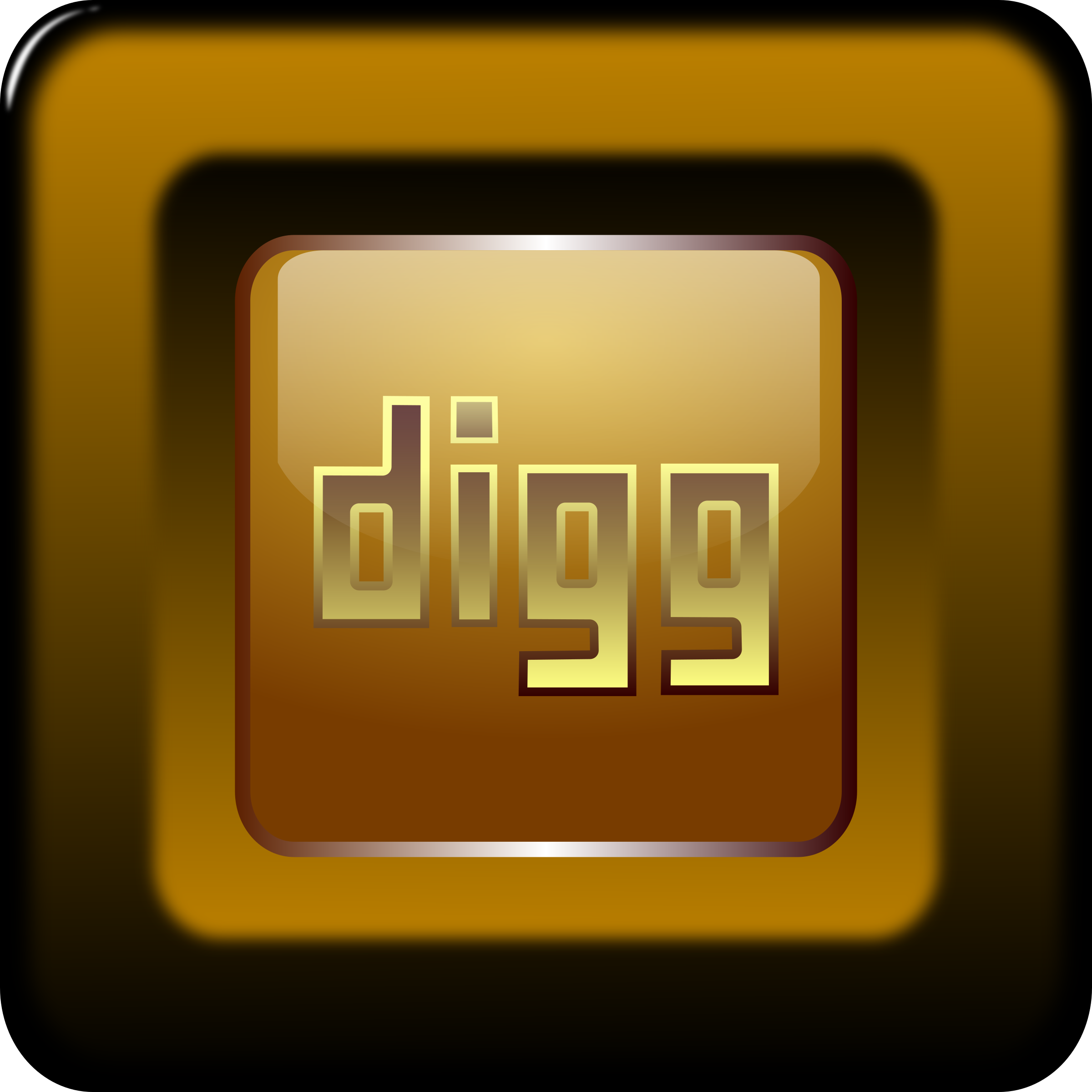 Logo Digg by roshellin