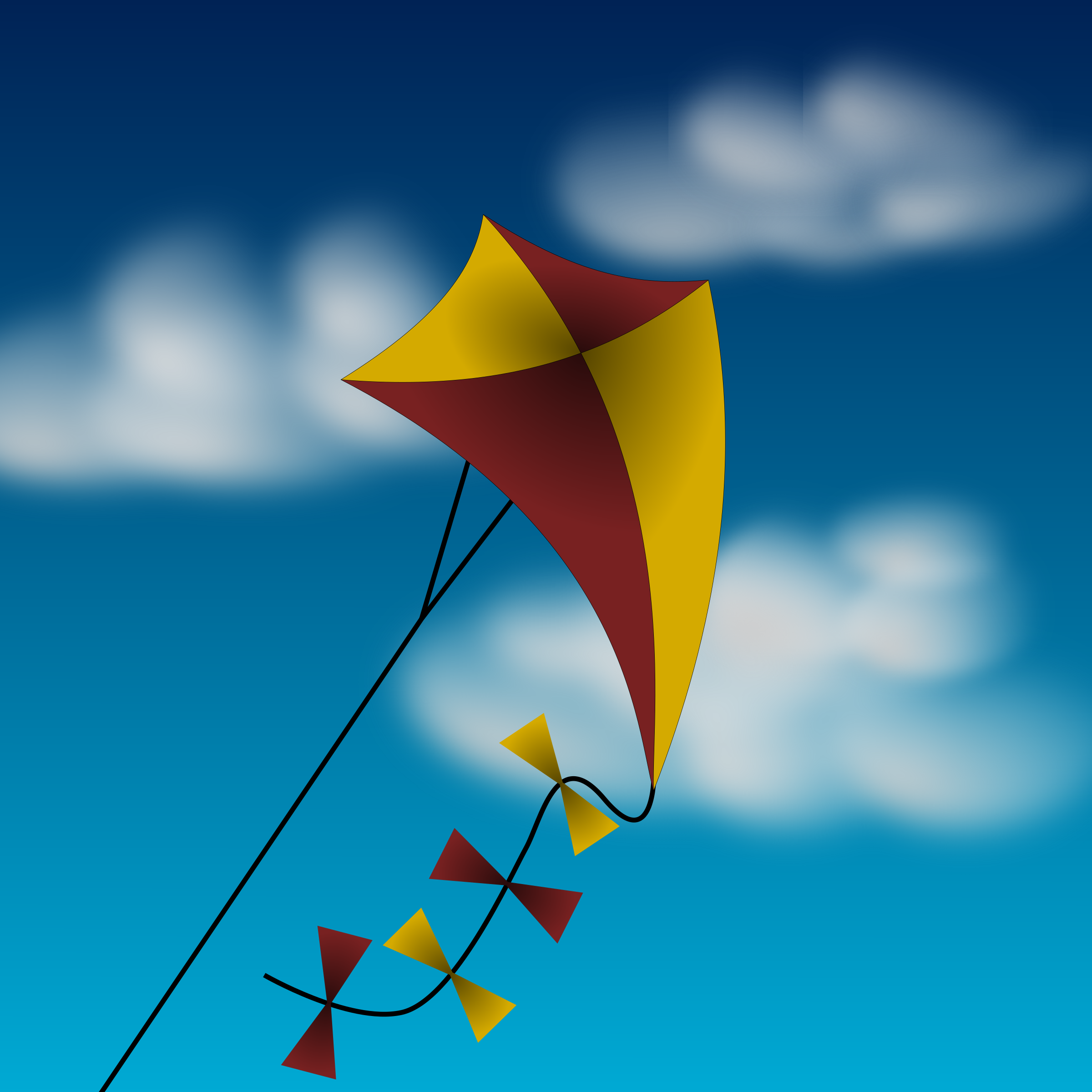 Kite by PomPrint