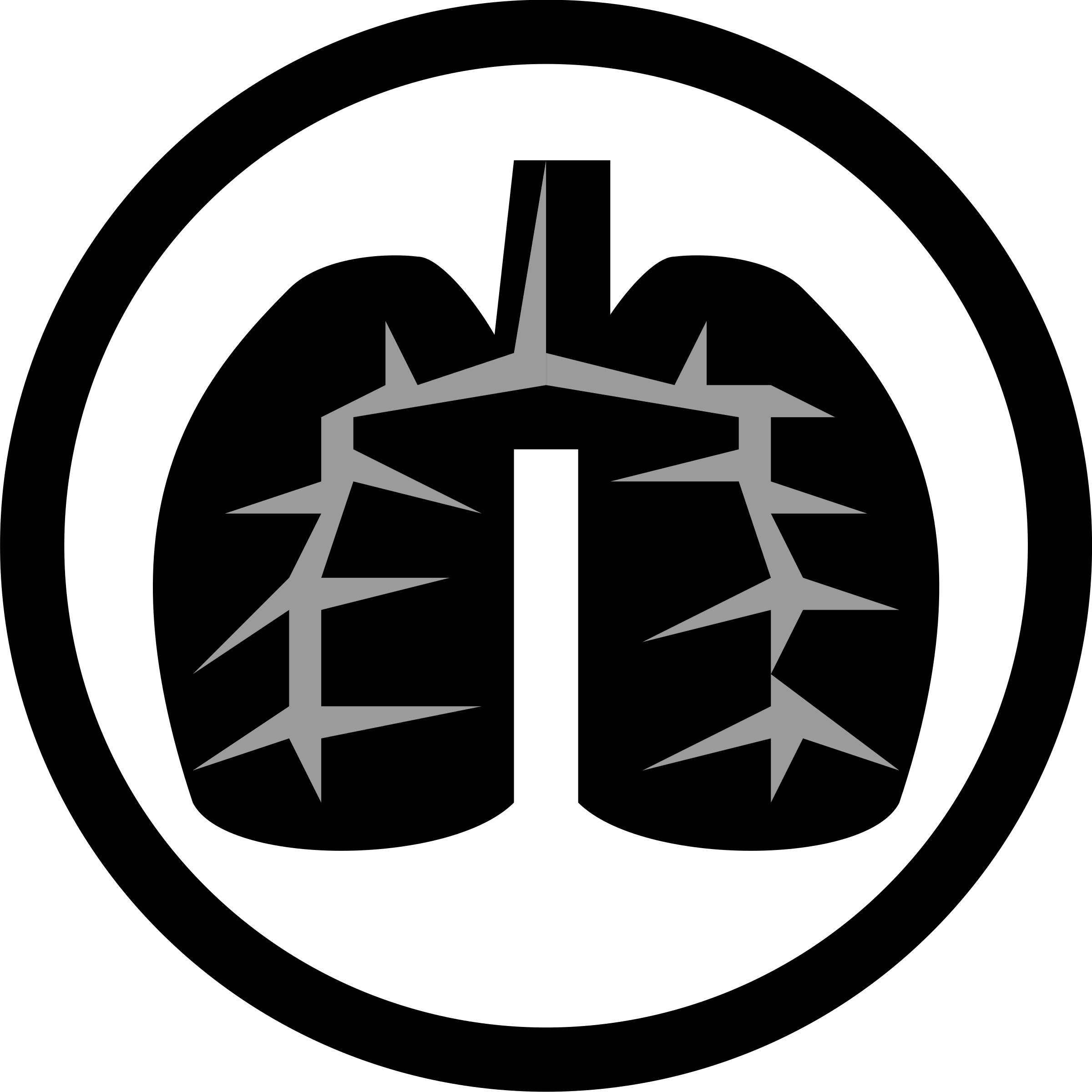Black Lung Icon by qubodup