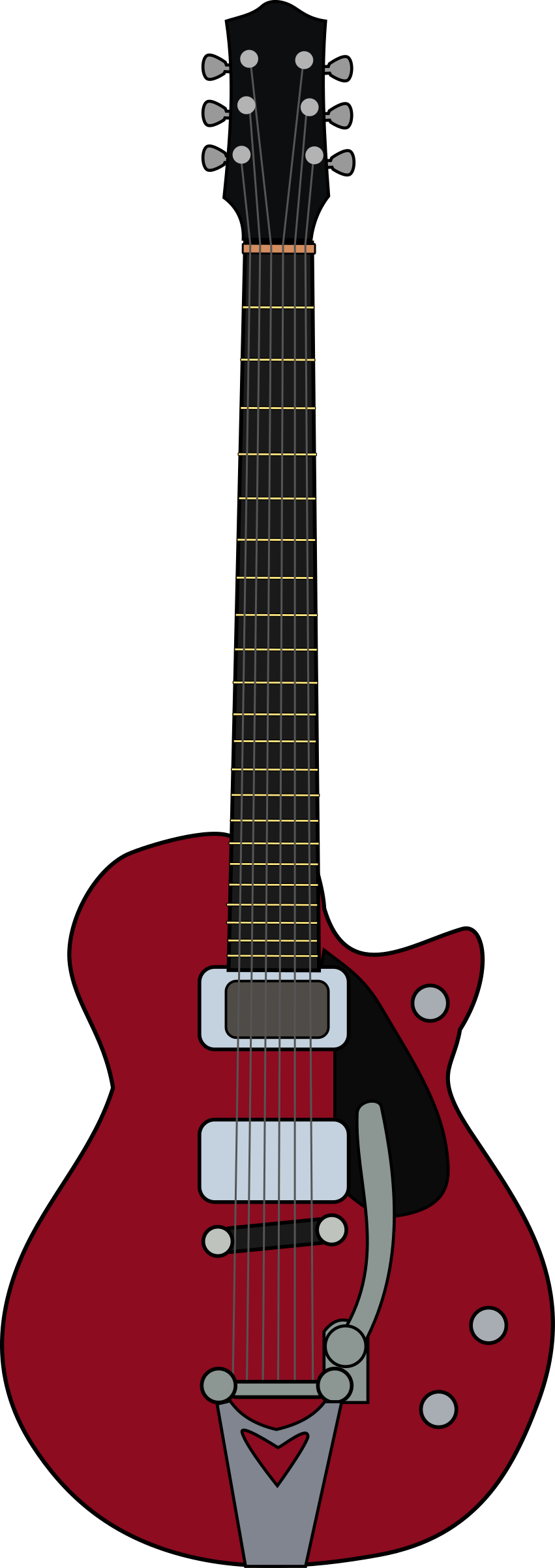 Gretsch Jet Firebird by Piemaster