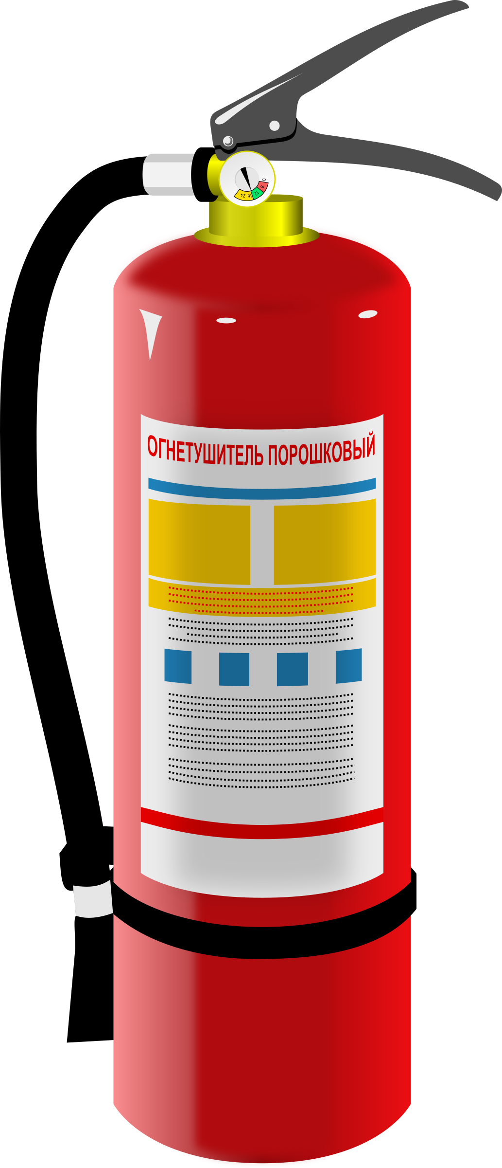 Fire-extinguisher by rones