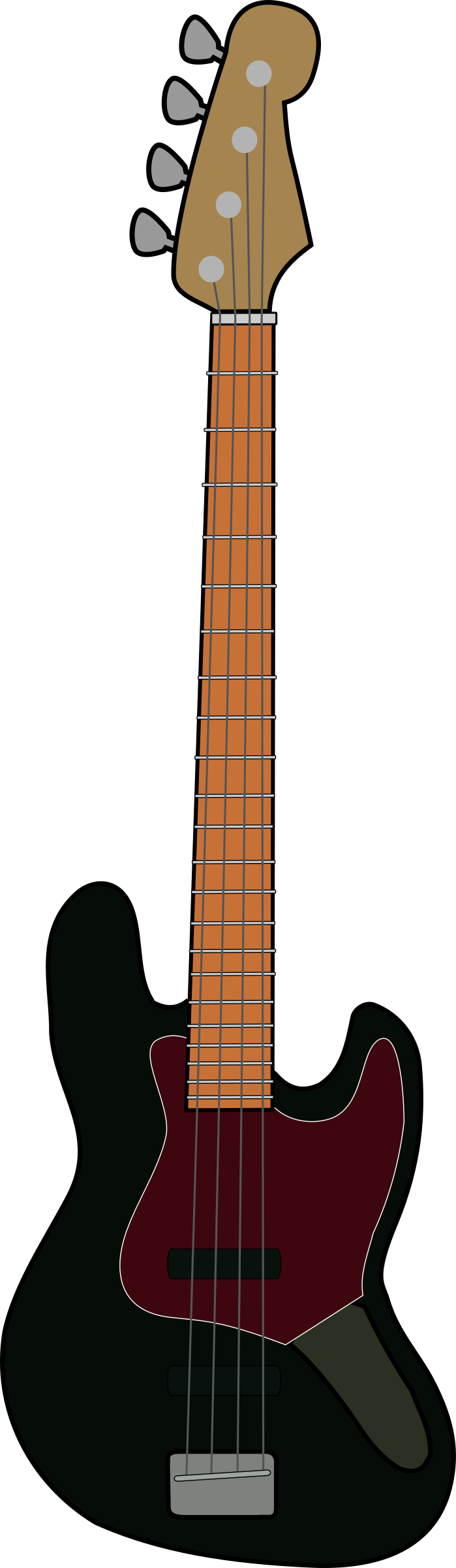 Fender Jazz Bass by Piemaster