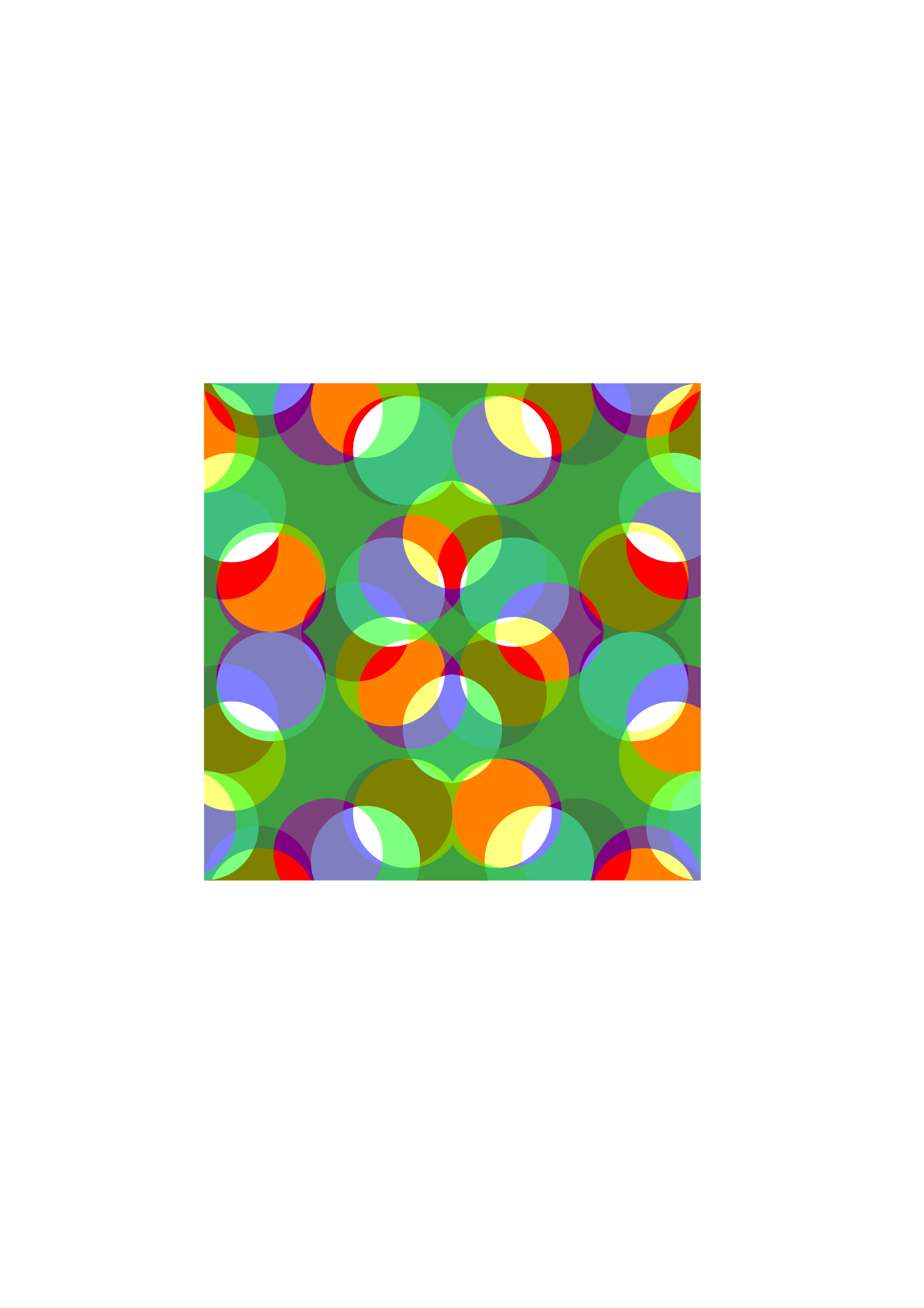 Colourful Square pattern 3 by jabbamp