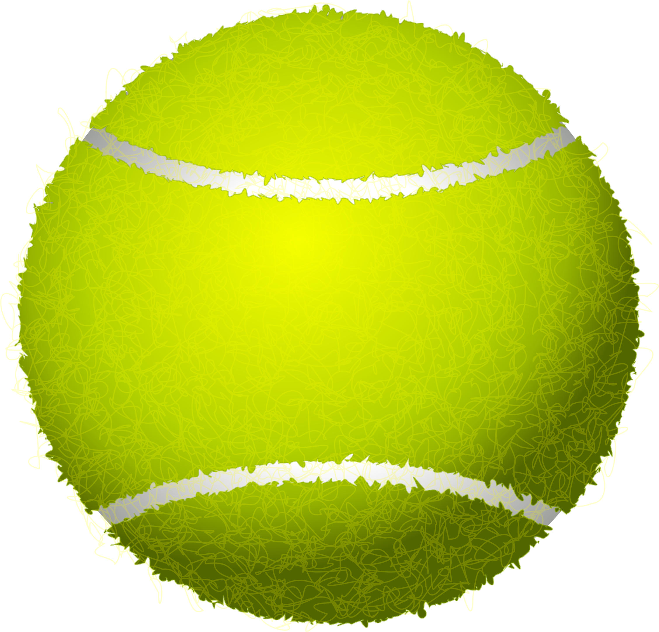 Tennis Ball NoShadow by rduris