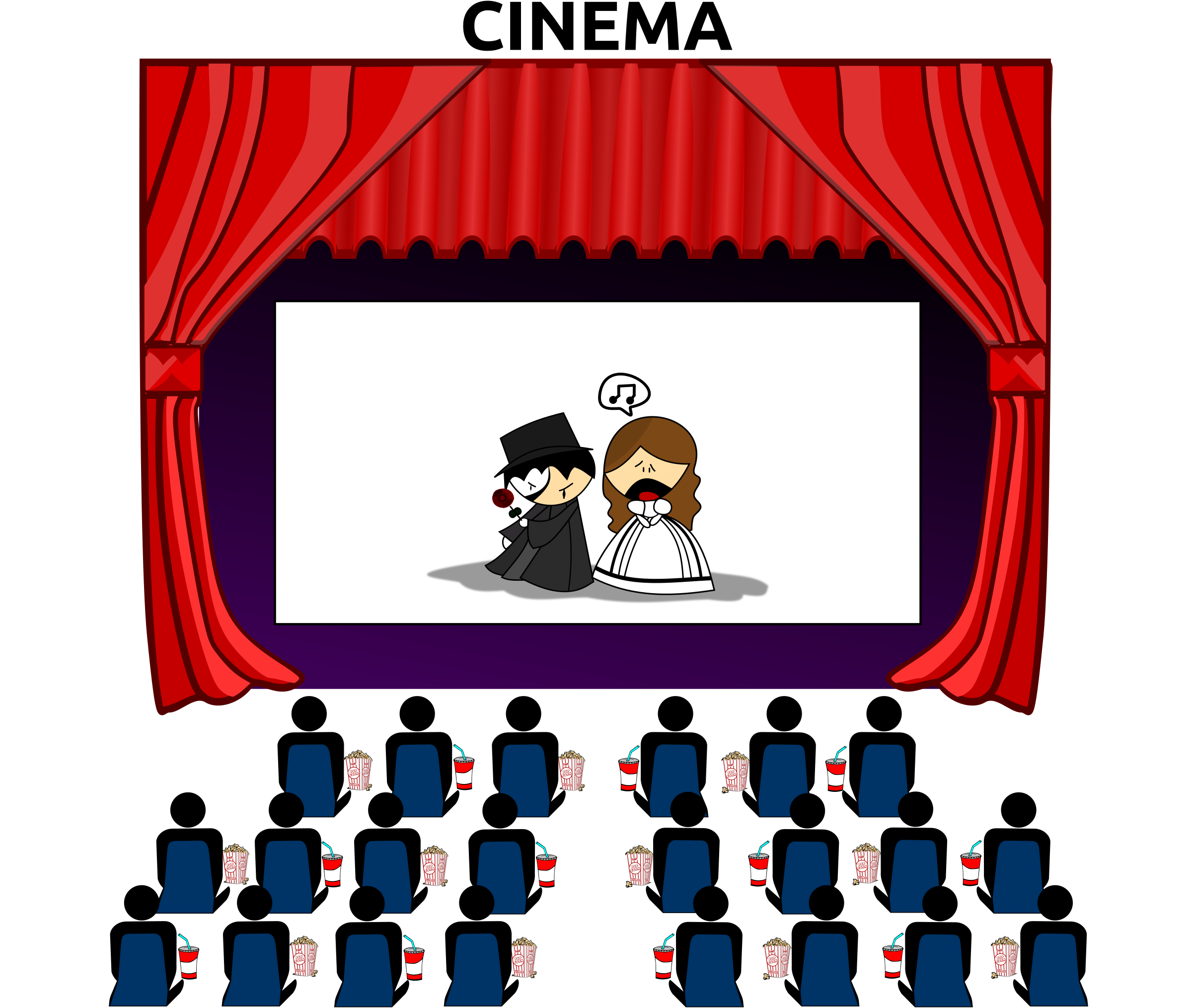 Cinema by Merlin2525