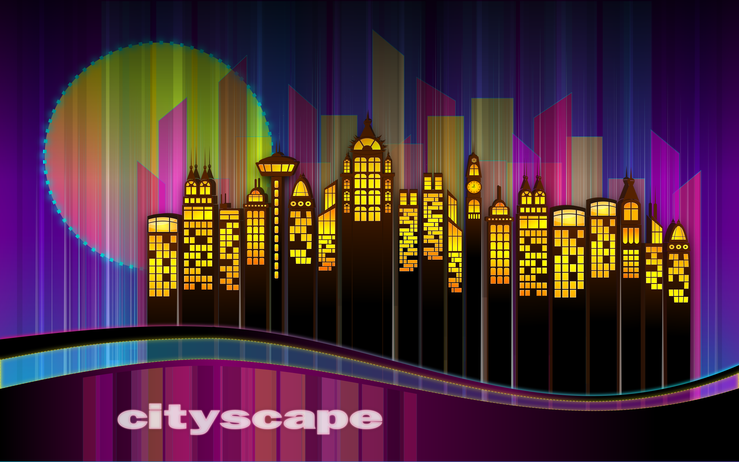 Cityscape by Viscious-Speed