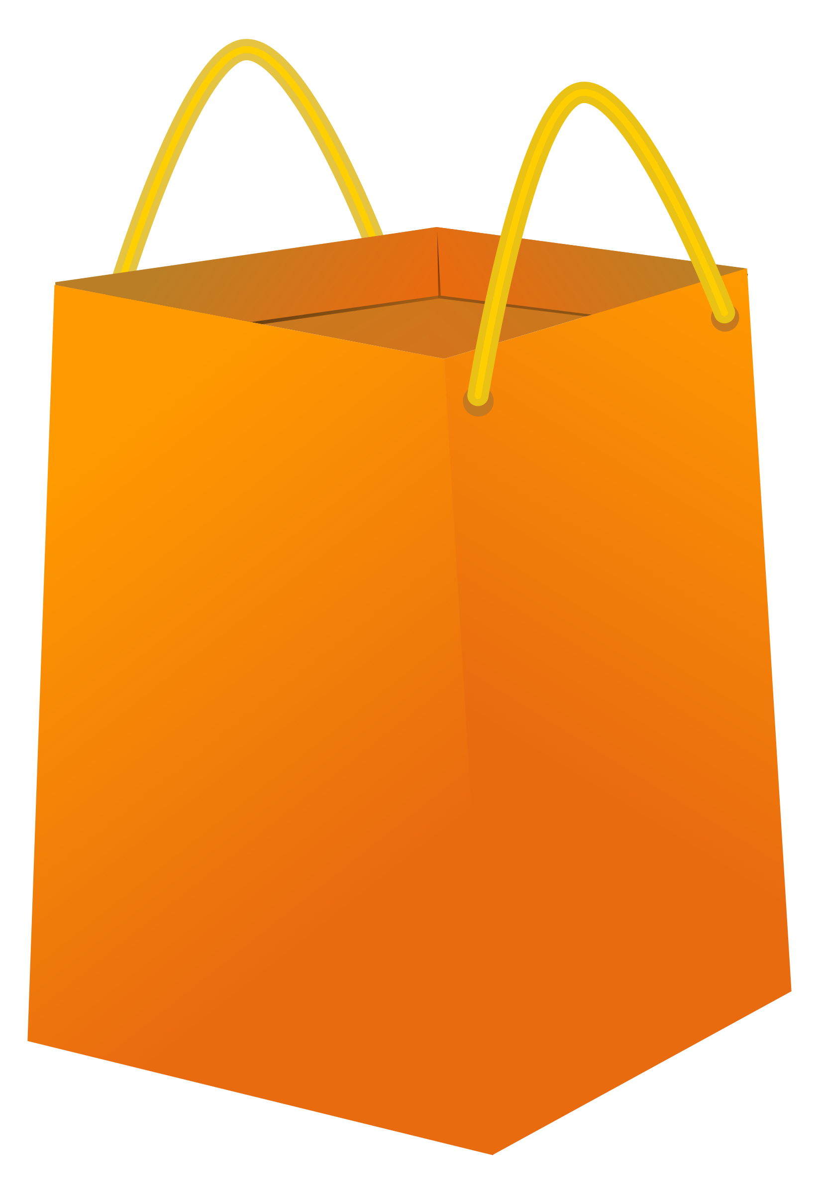 Clipart - Shopping bag