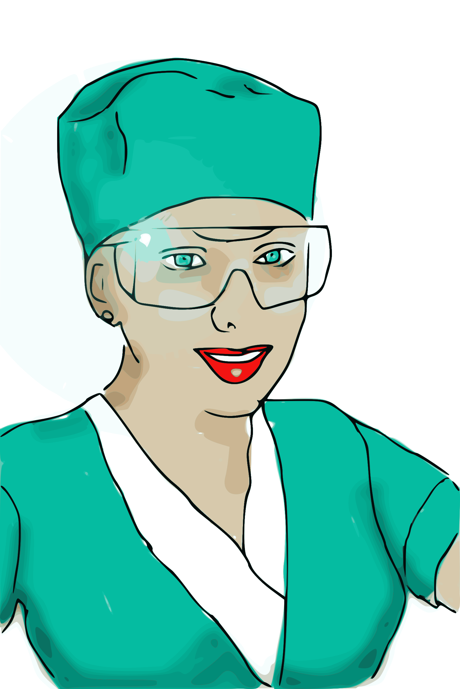 enrolled scrub nurse by bedpanner