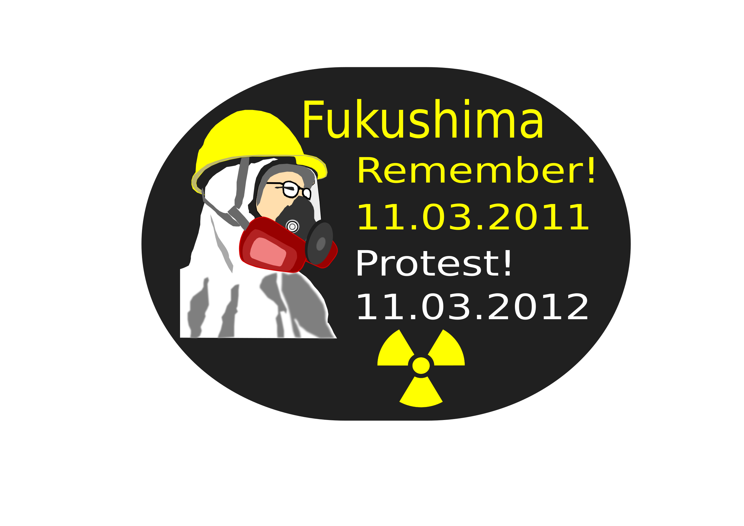 Fukushima Protest 2012 by lusp