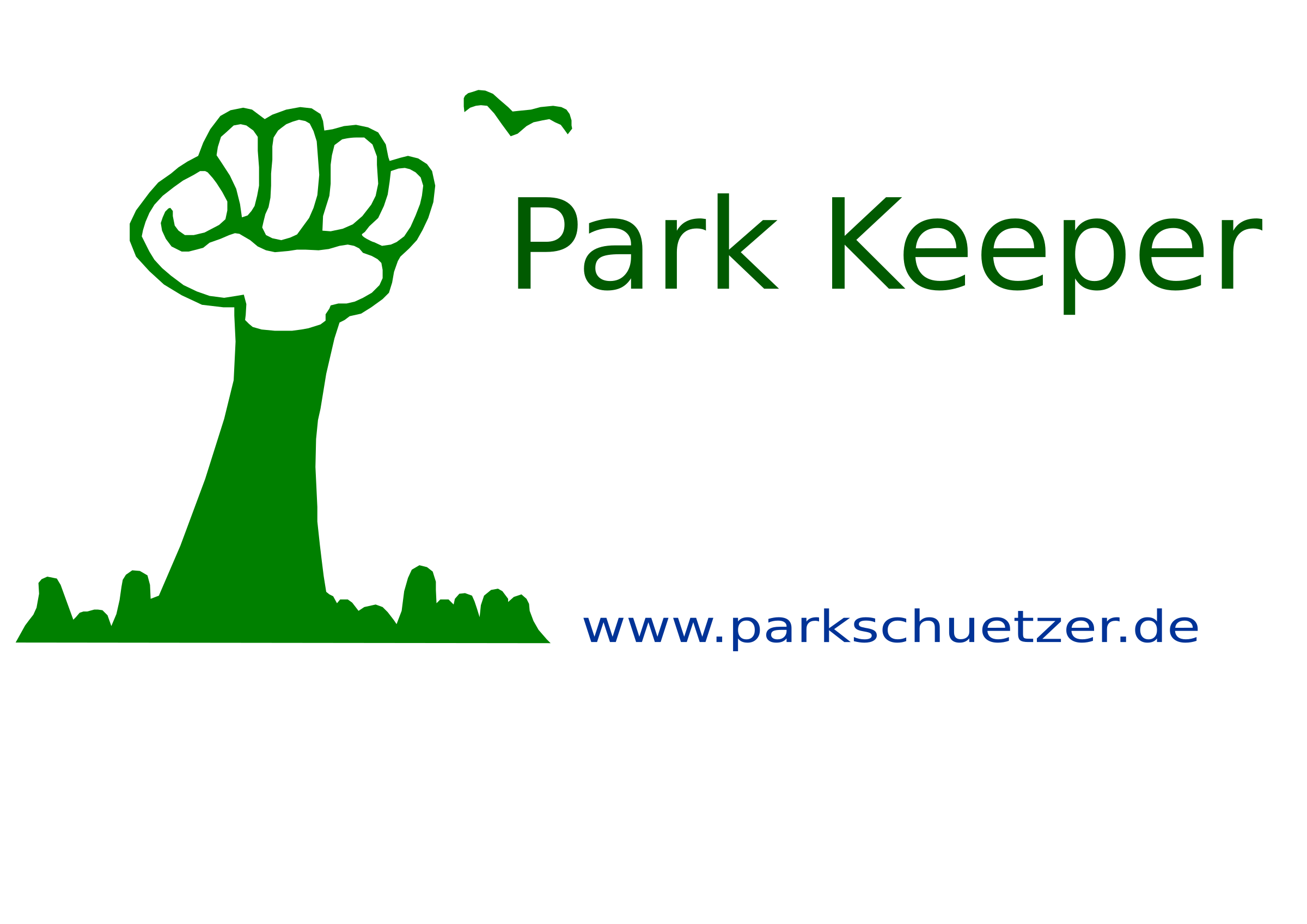 Park Keeper by lusp
