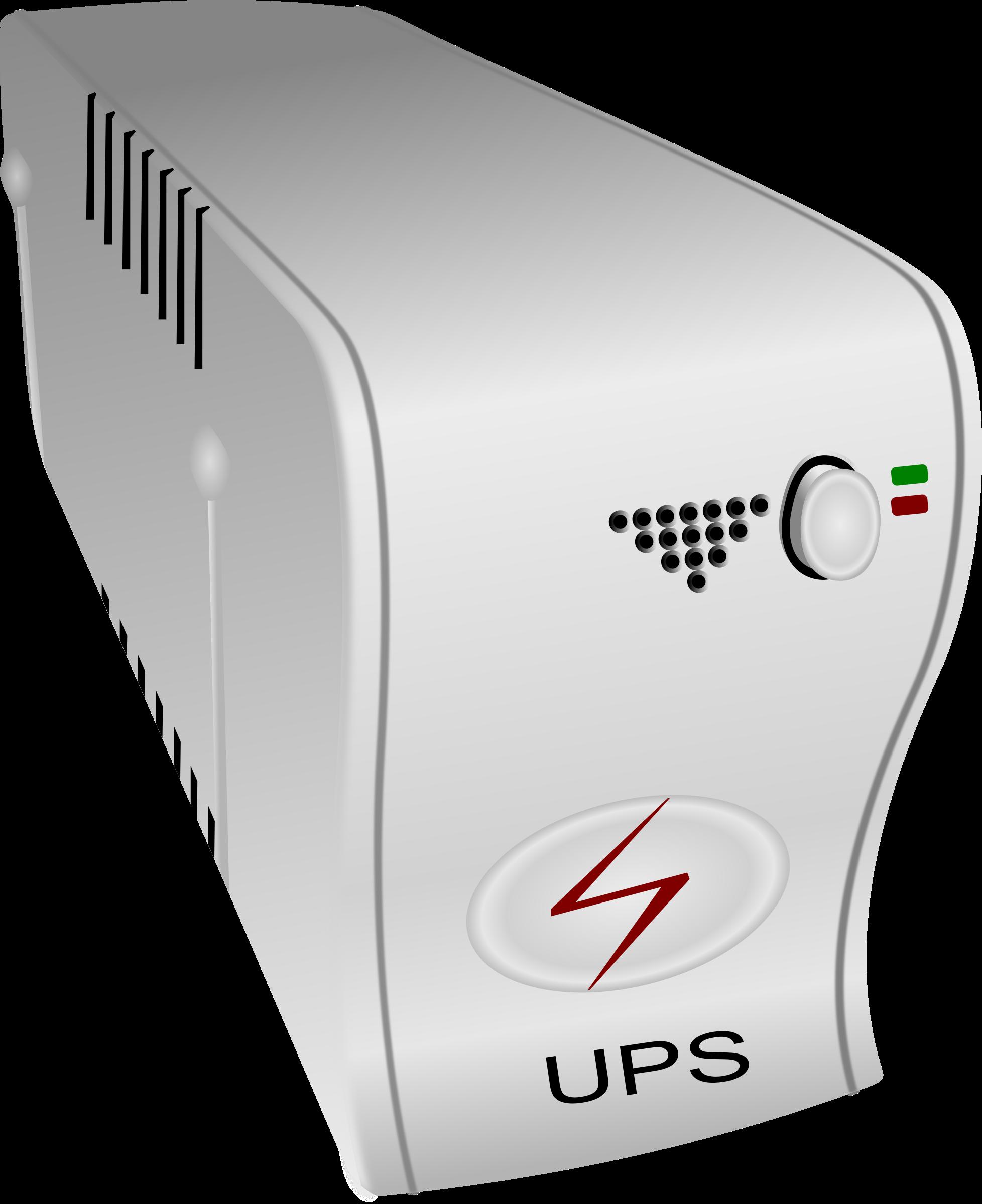 Clipart - UPS