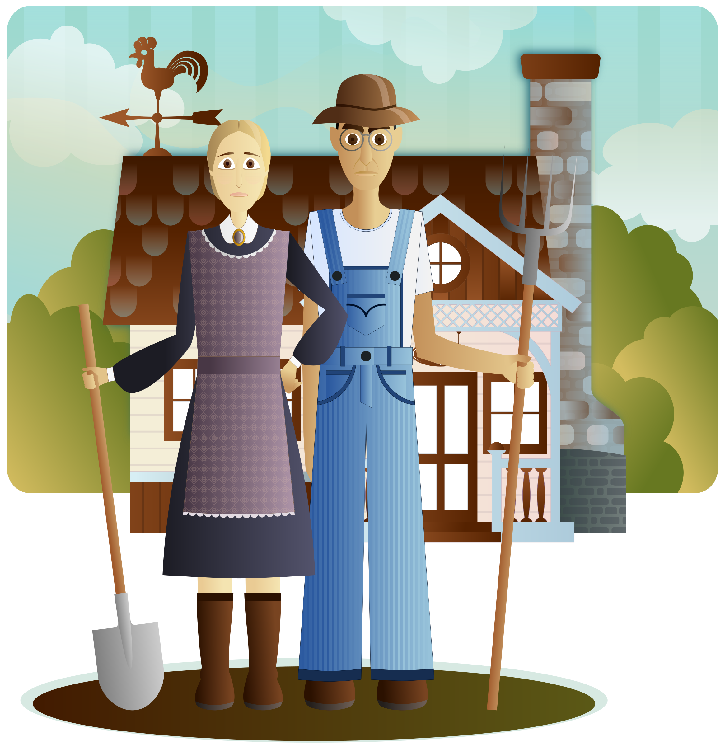 Farmers Gothic by Viscious-Speed
