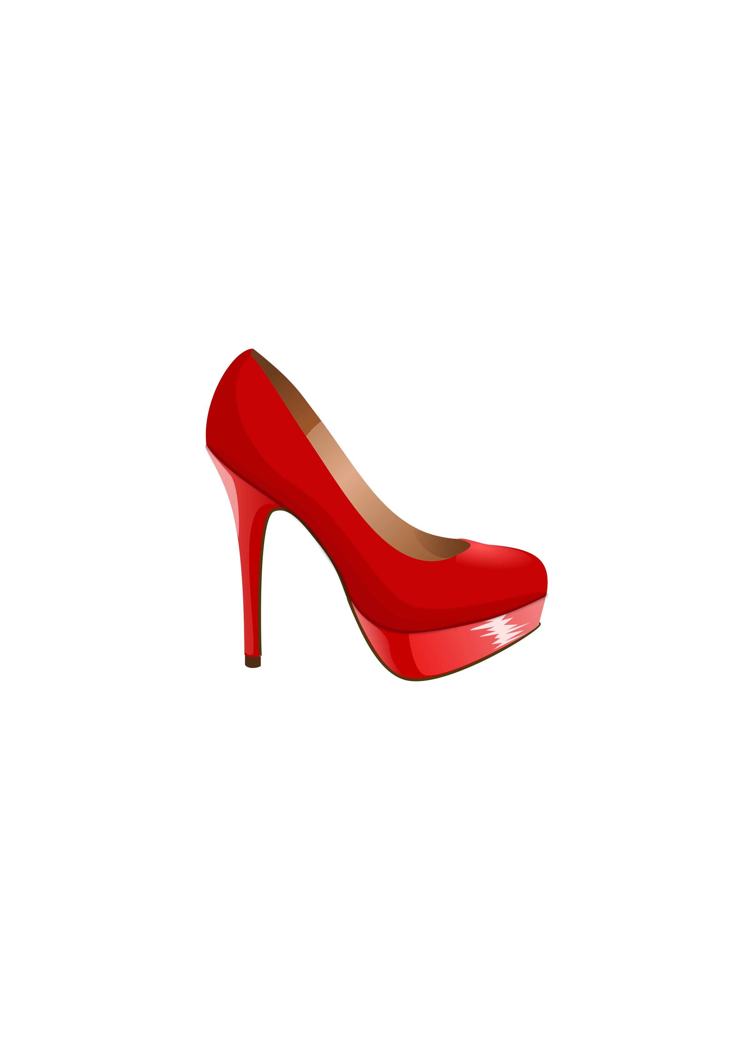 Red Pump by a-doi