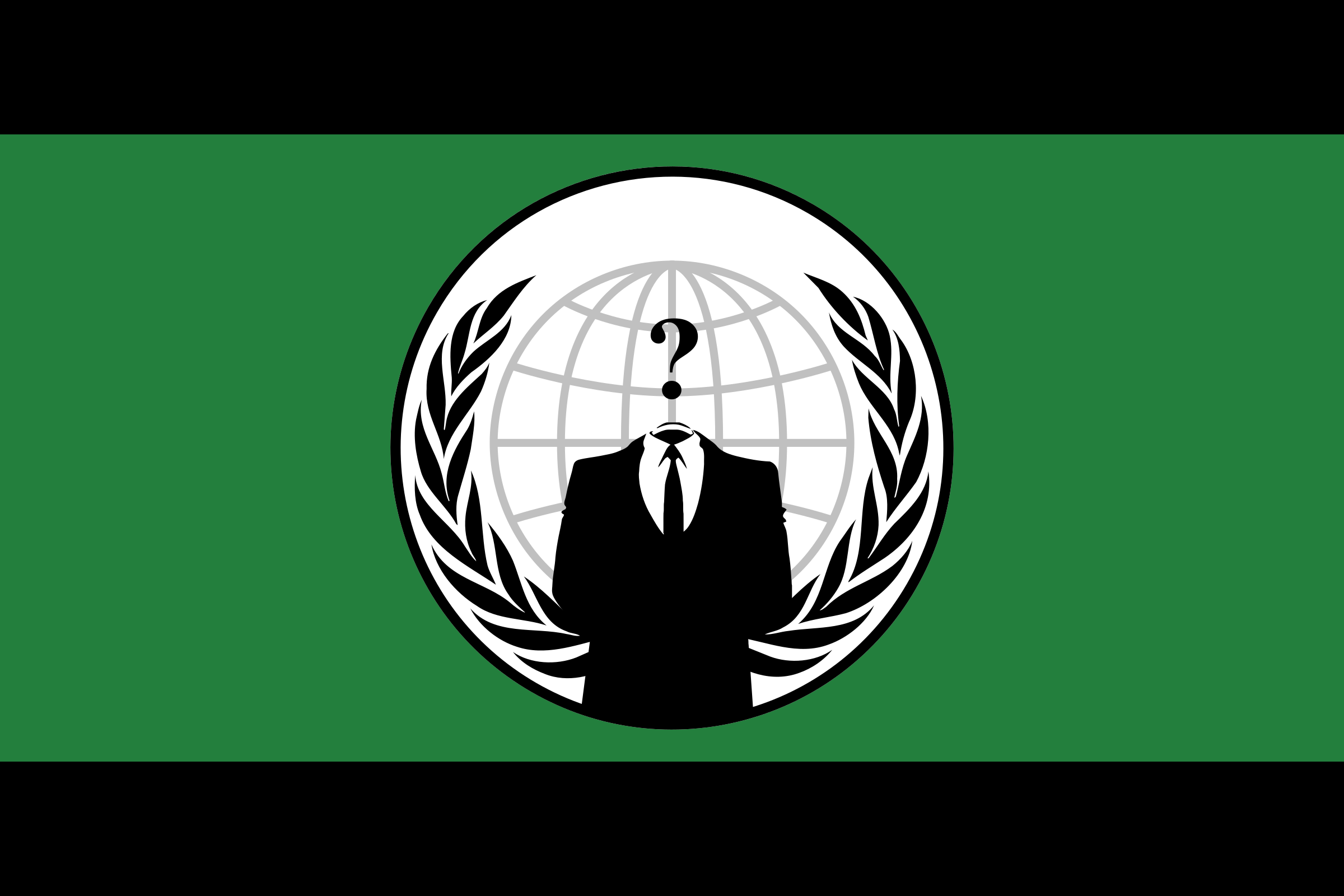 Anonymous flag by rapperklimov