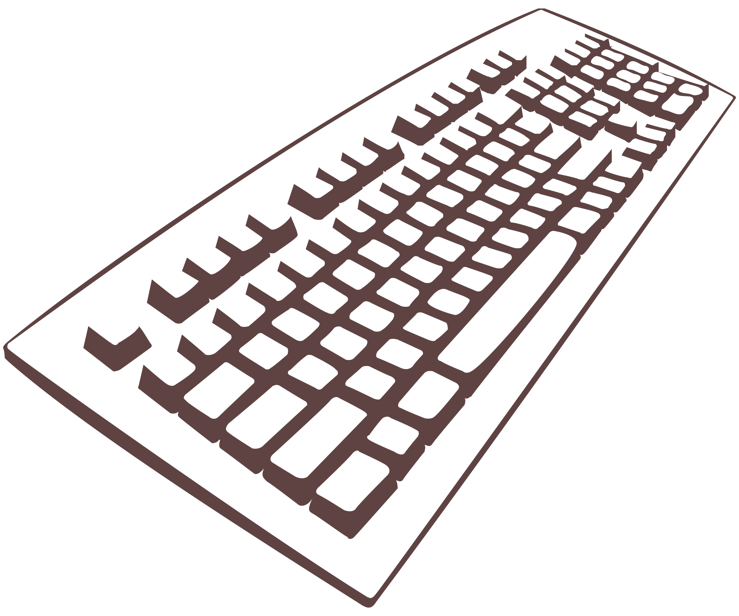 Keyboard by DooFi