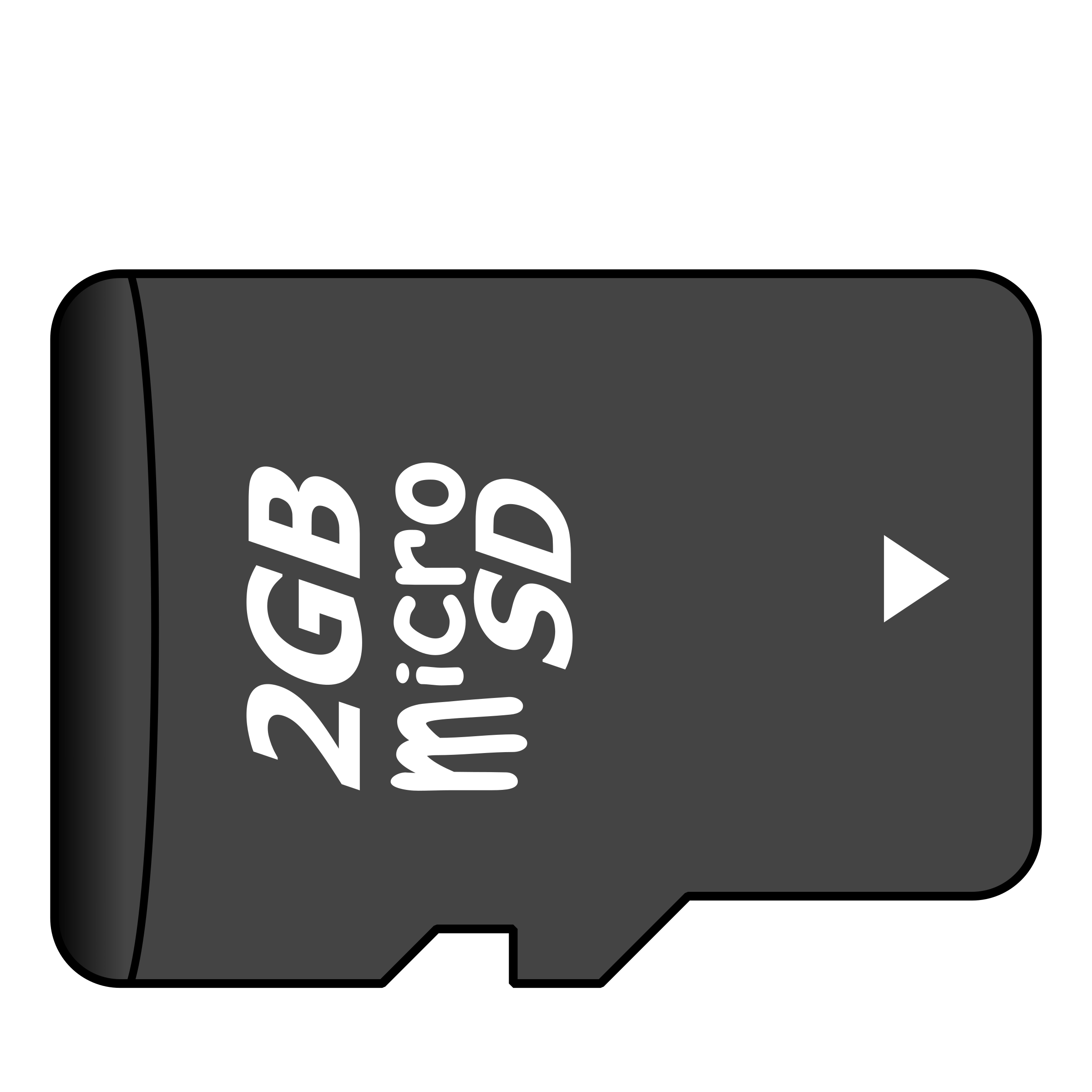 microSD Card by DogRat