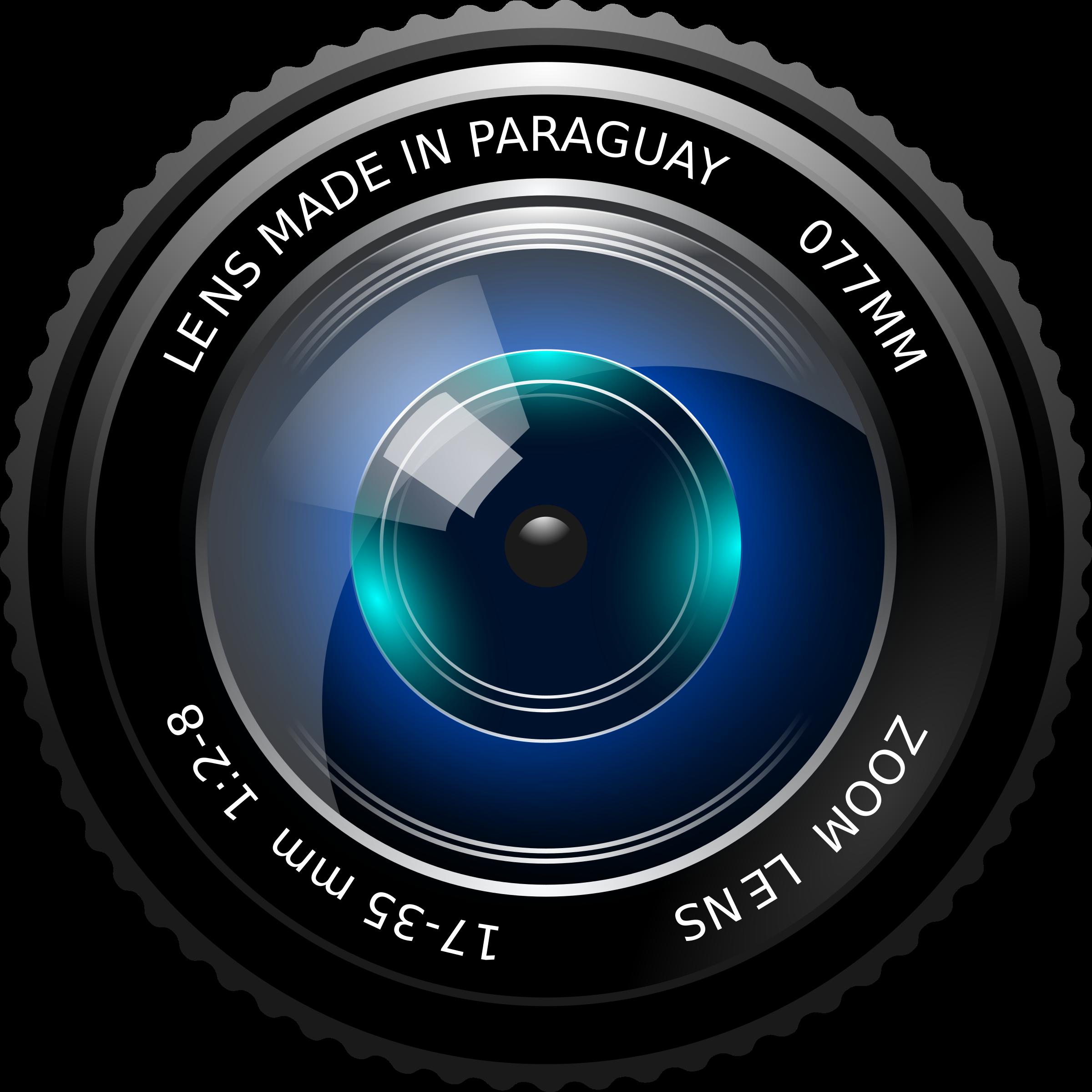 clipart lens