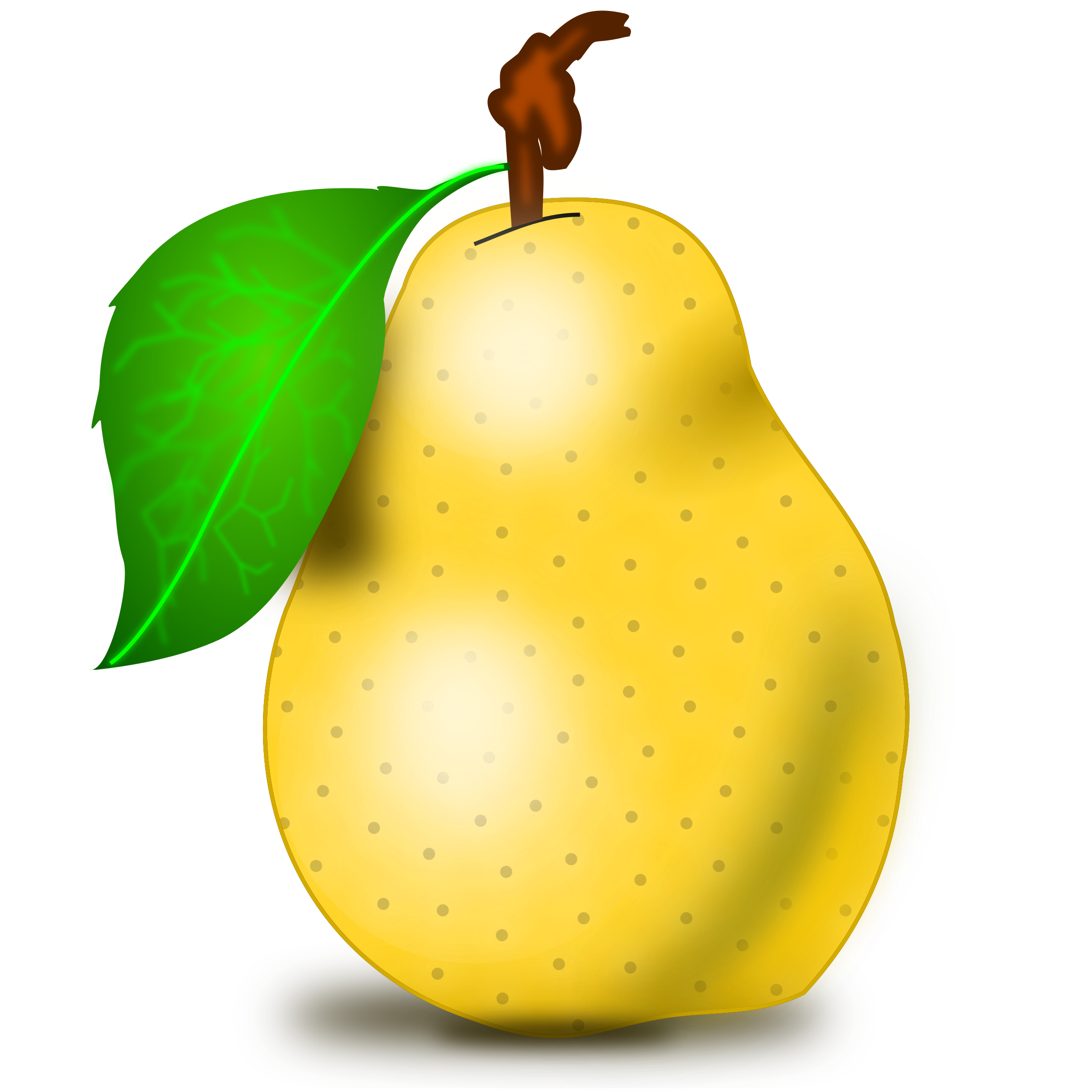 Pear by mrallowski