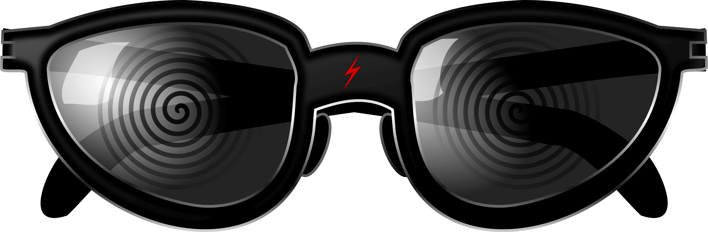 X-Ray Spex Specs Glasses by studio_hades