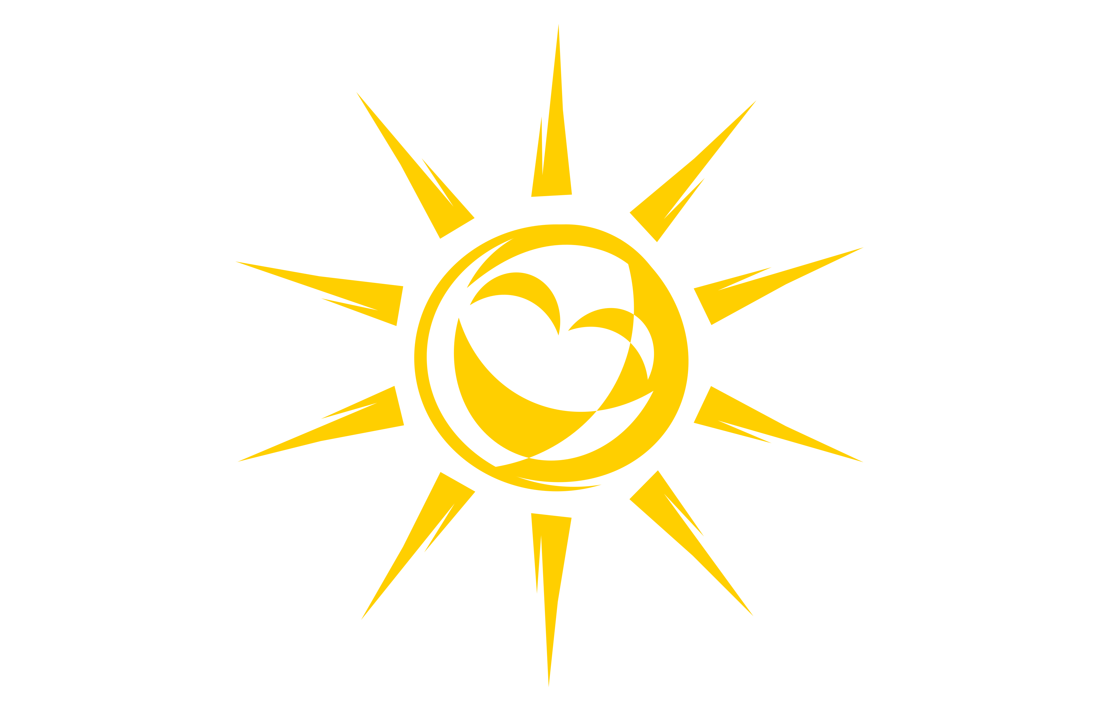 Smiley Sun by scyg