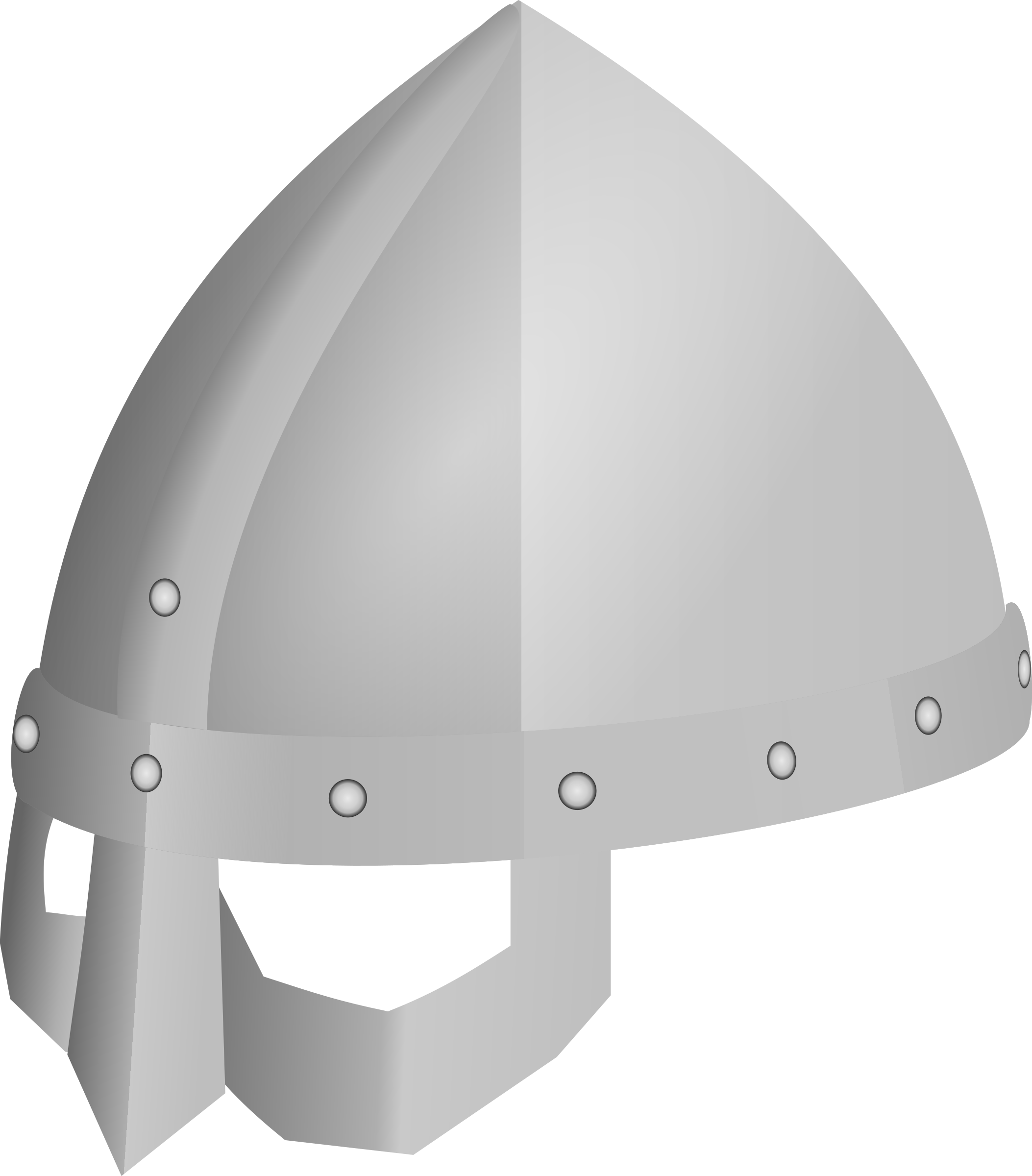 Viking Spectacle helmet by Gribba