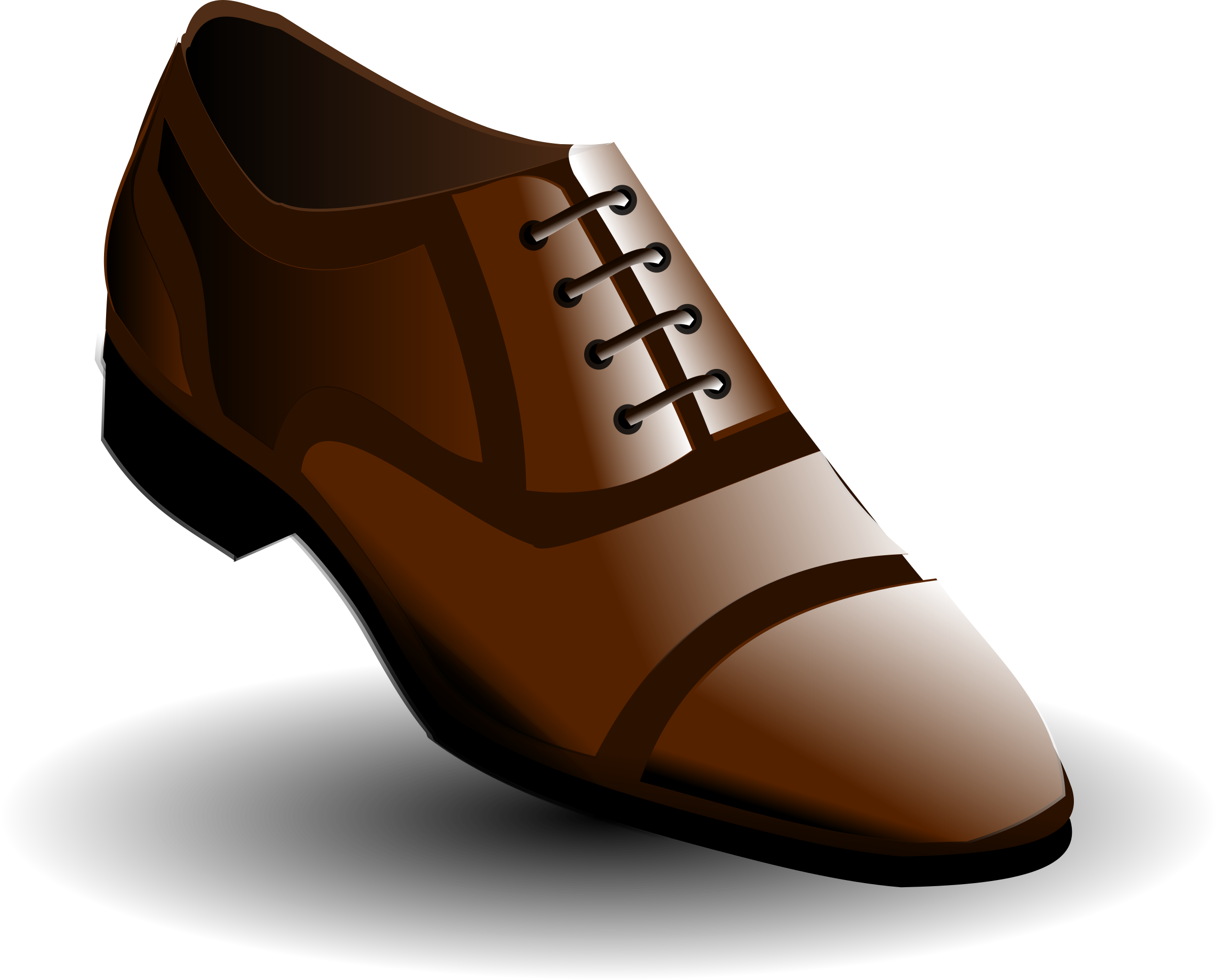brown shoes by hatalar205