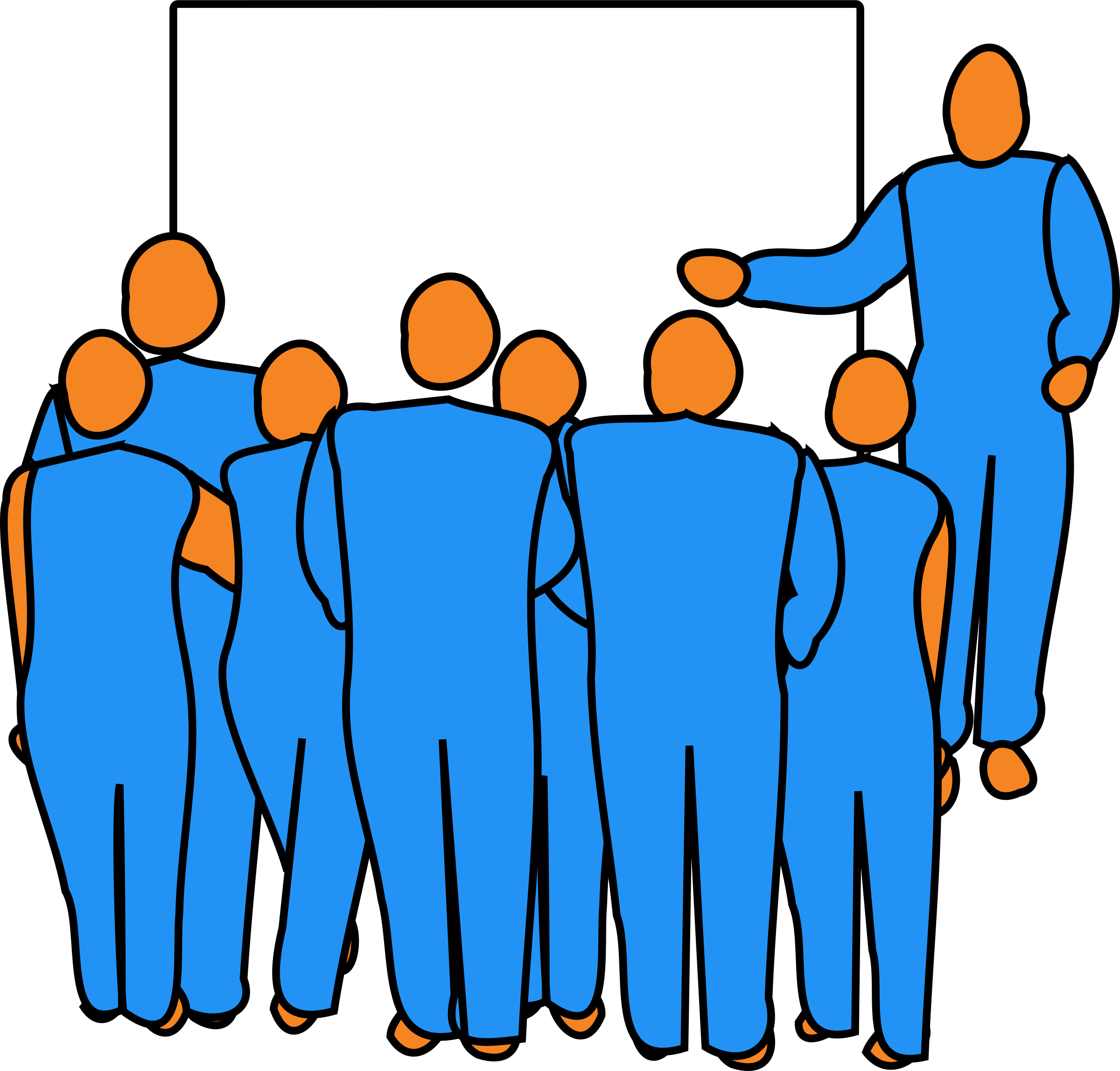 Presentation by bitterjug