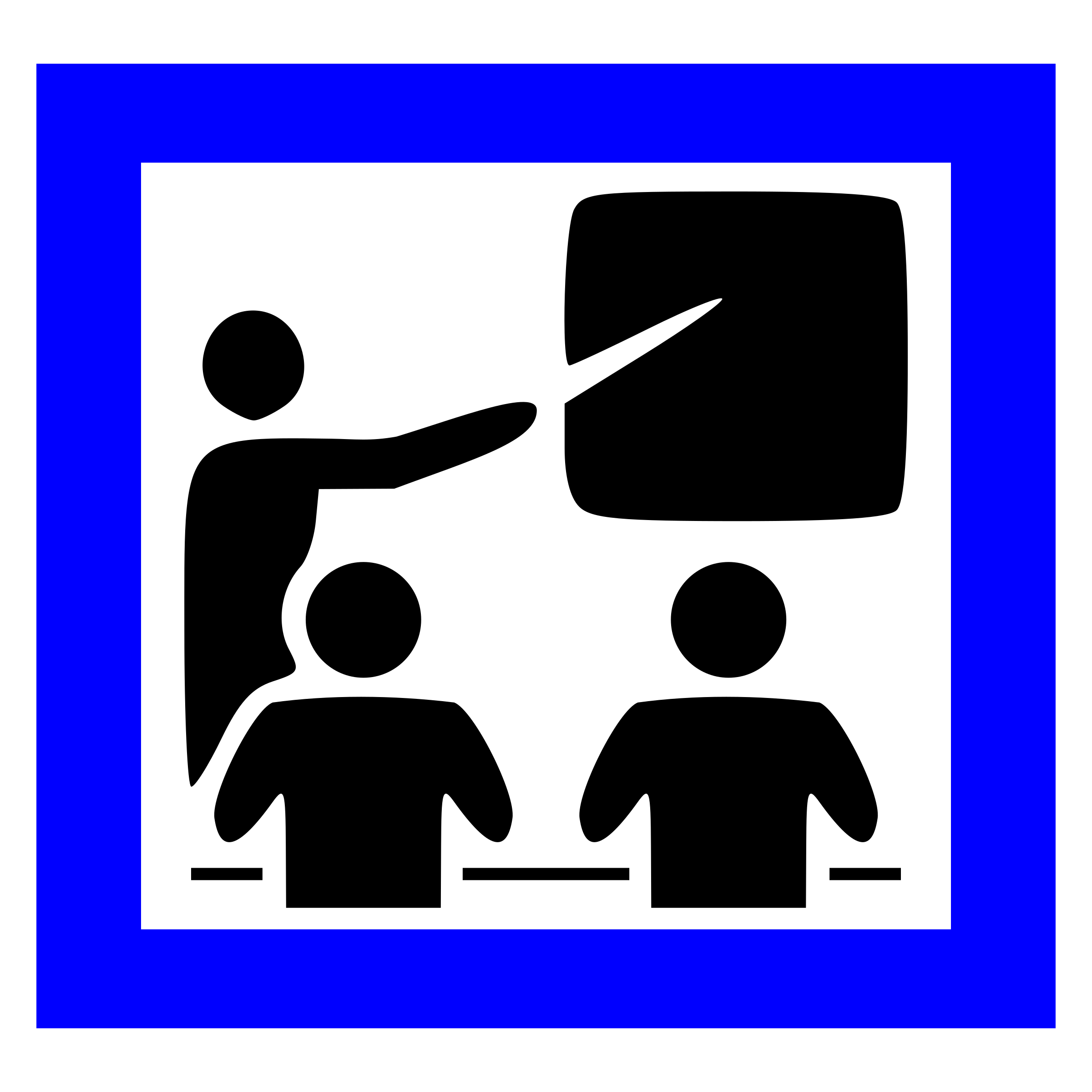Clipart - Training Icon