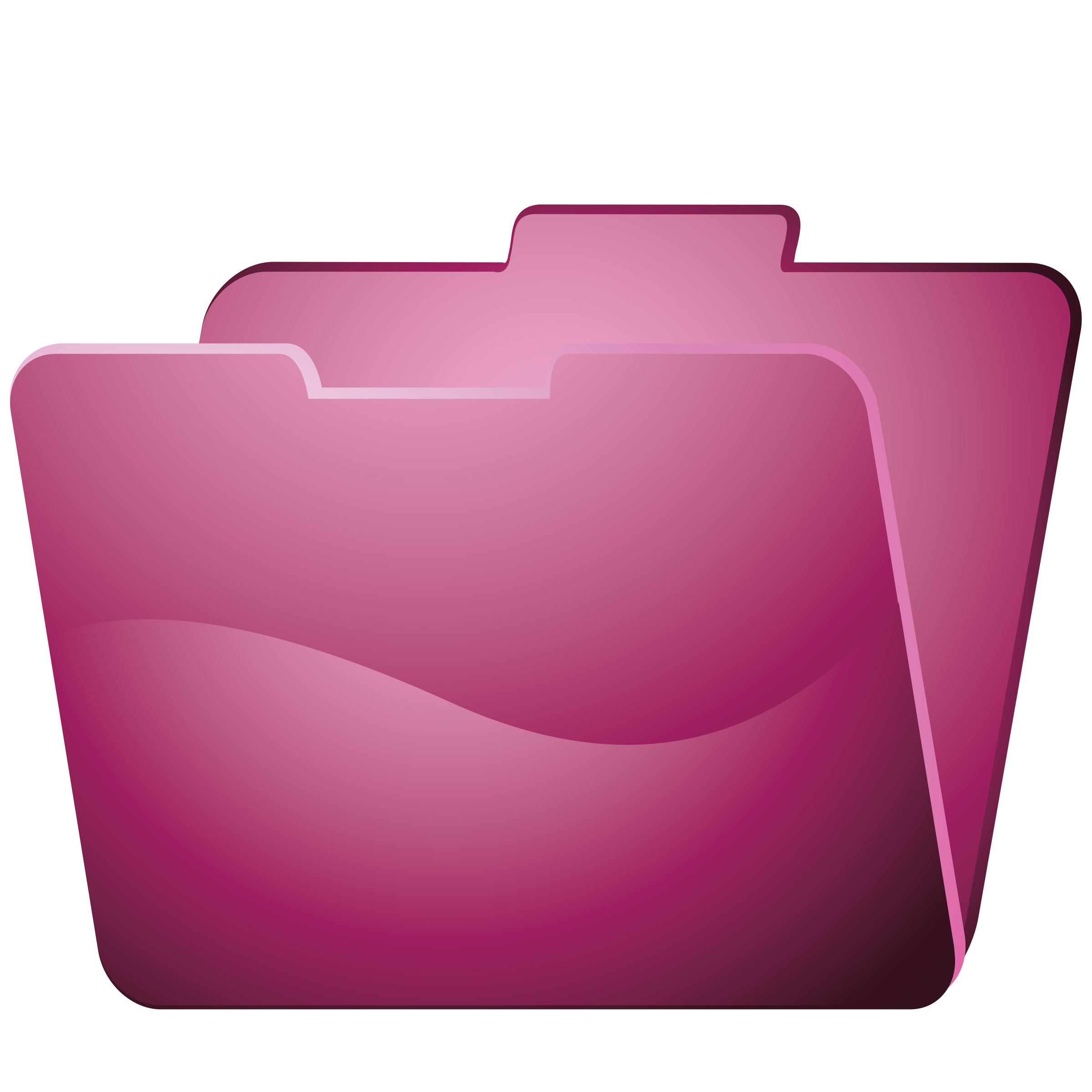 Fucsia Folder by ilnanny