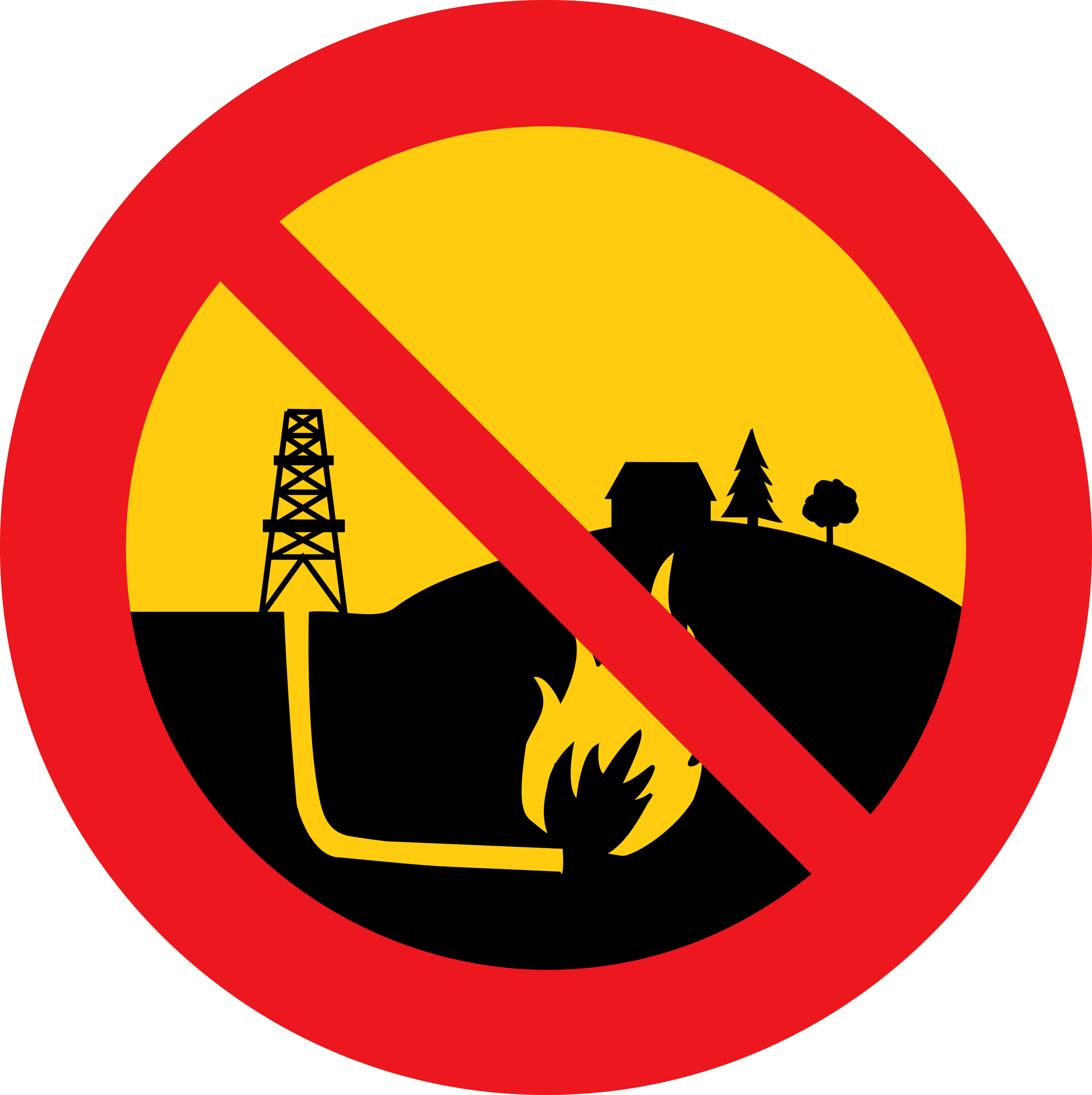 No shale gas by dominiquechappard