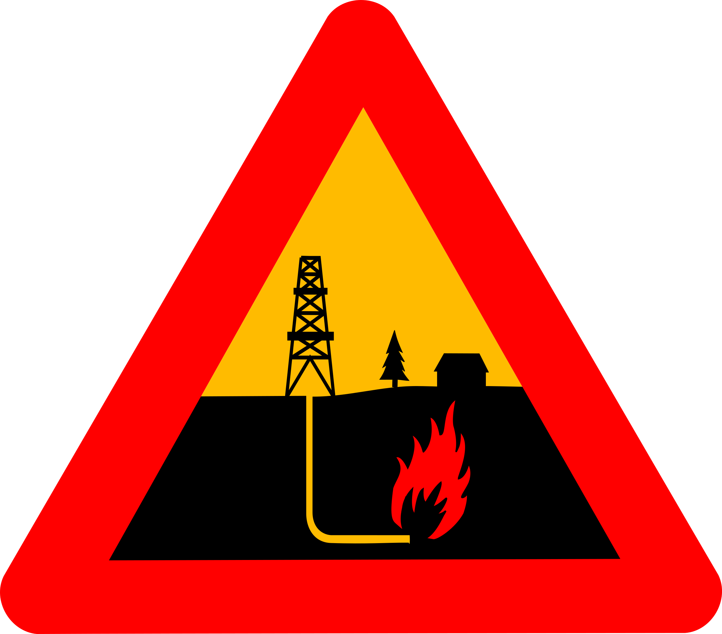 Warning shale gas by dominiquechappard